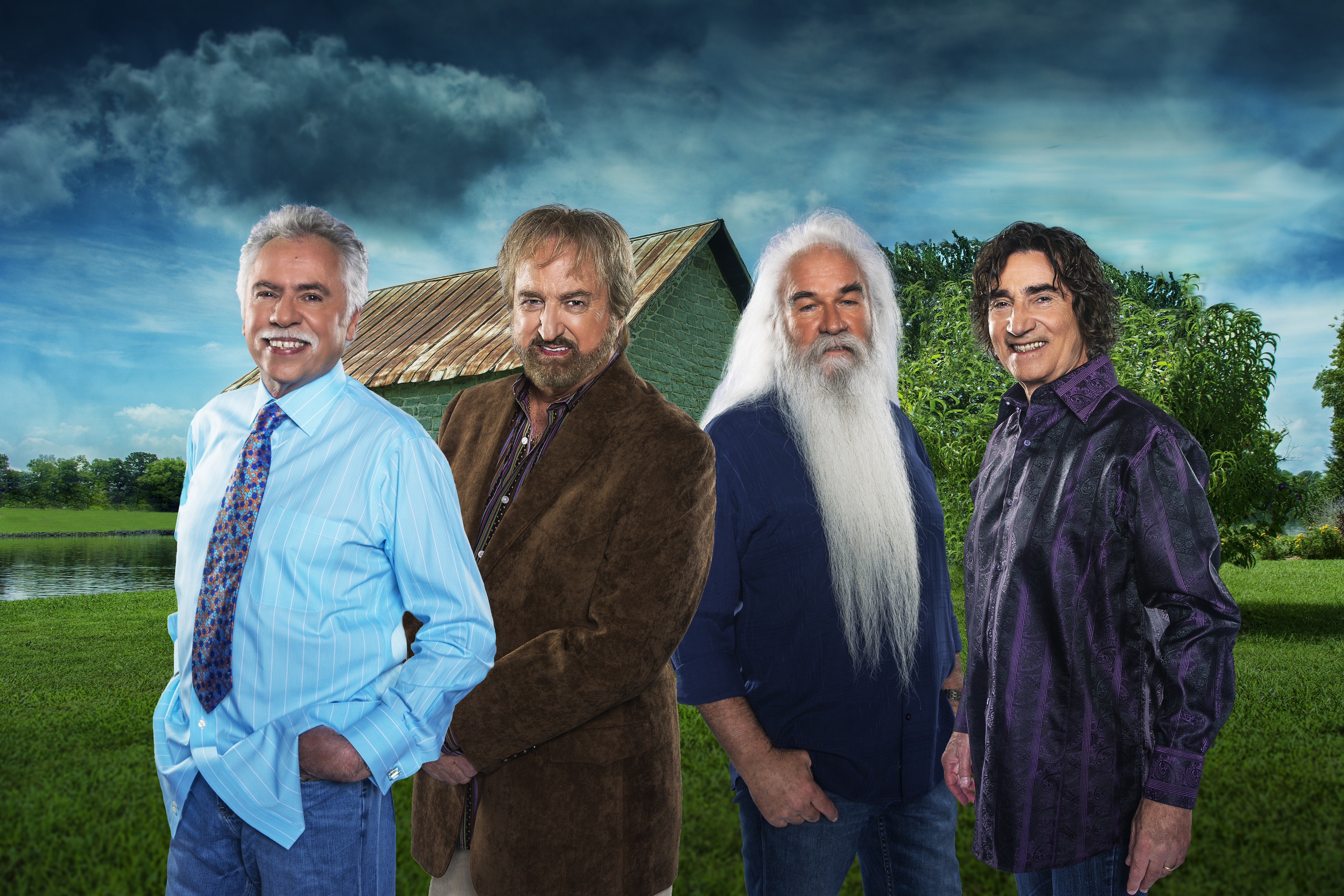 Oak Ridge Boys singer Joe Bonsall on the band\'s legacy and hit ...
