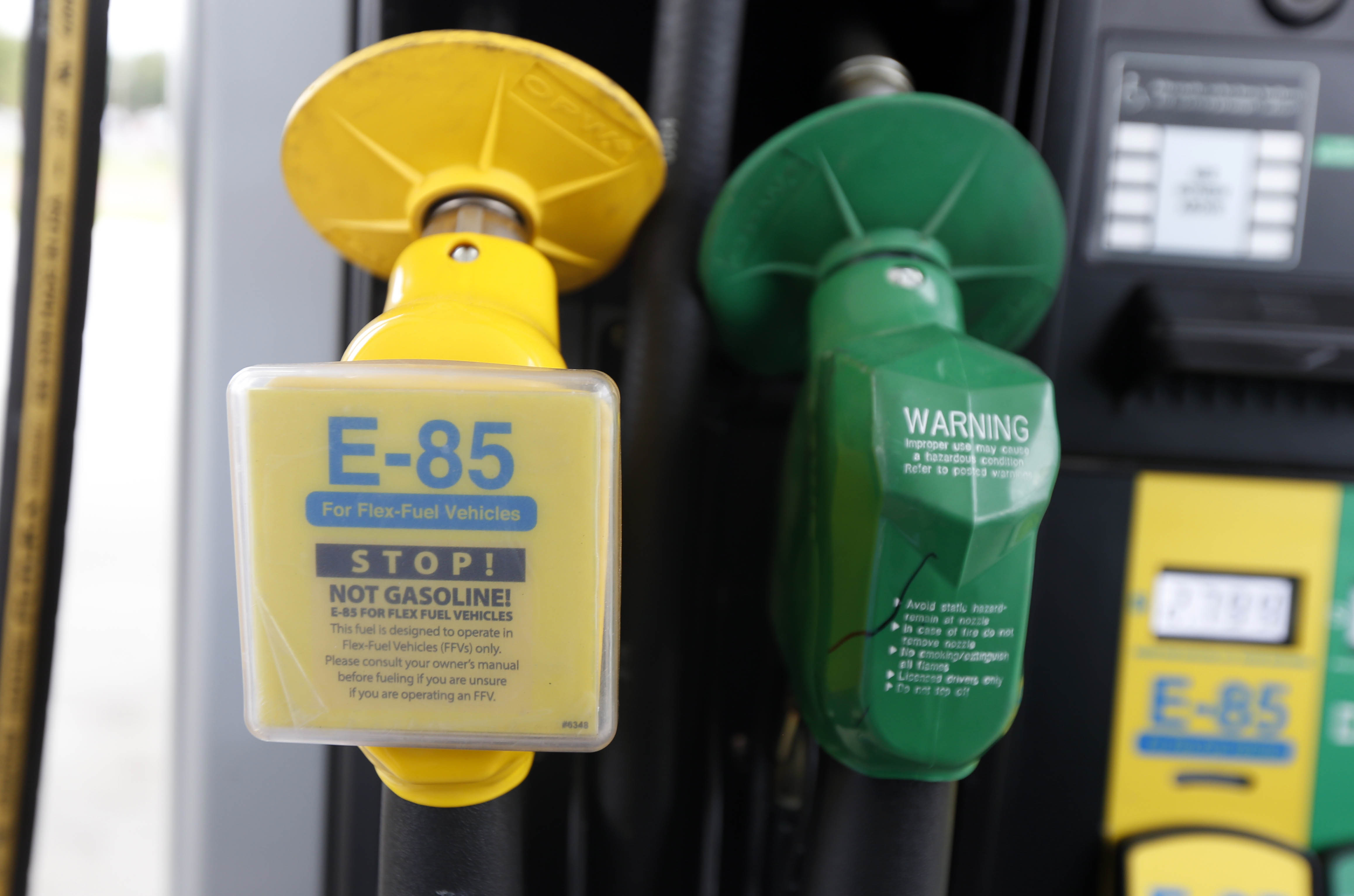 Flex Fuel Gas Stations >> Ethanol Free Fuel Demand Grows Washington Times
