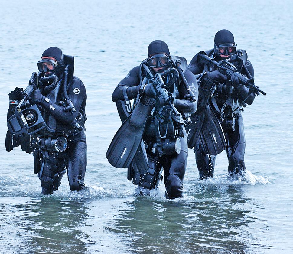 ещё фото подводного бойца калифорнии создало огромную