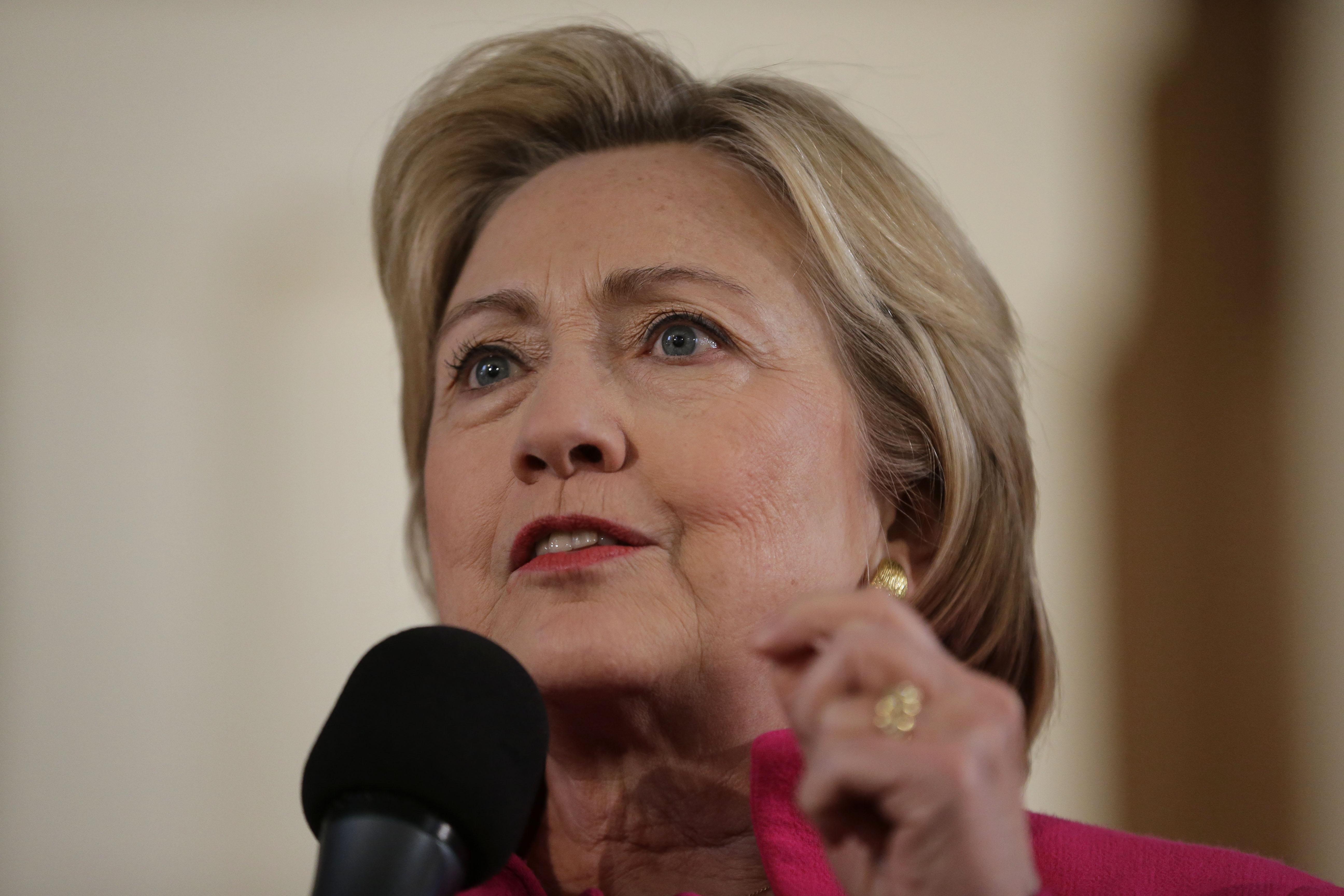 Hillary clinton advised to consider resigning as secretary of hillary clinton advised to consider resigning as secretary of state after obamas russia comments washington times aljukfo Choice Image
