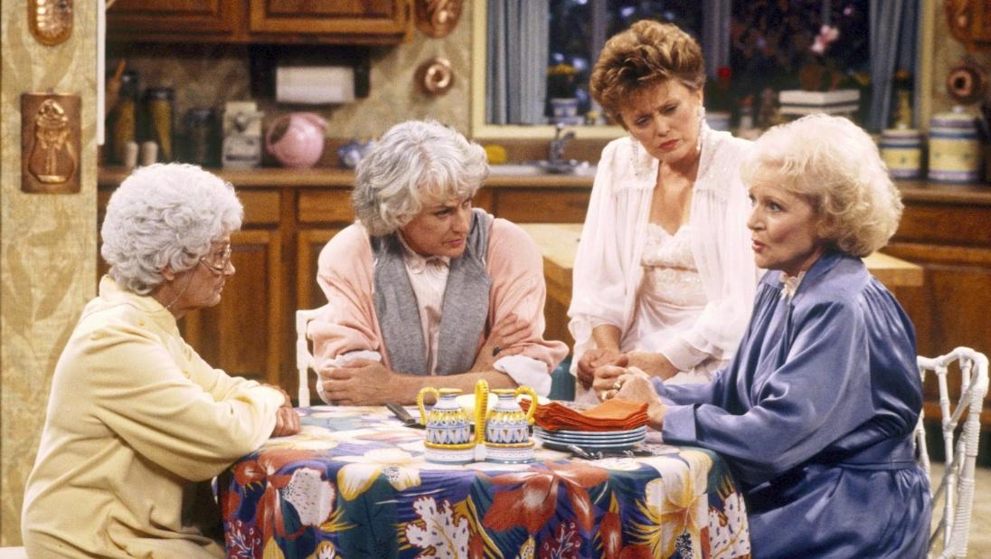 "I scored 25 of 26 on ""Golden Girls: The Original TV Friends"""