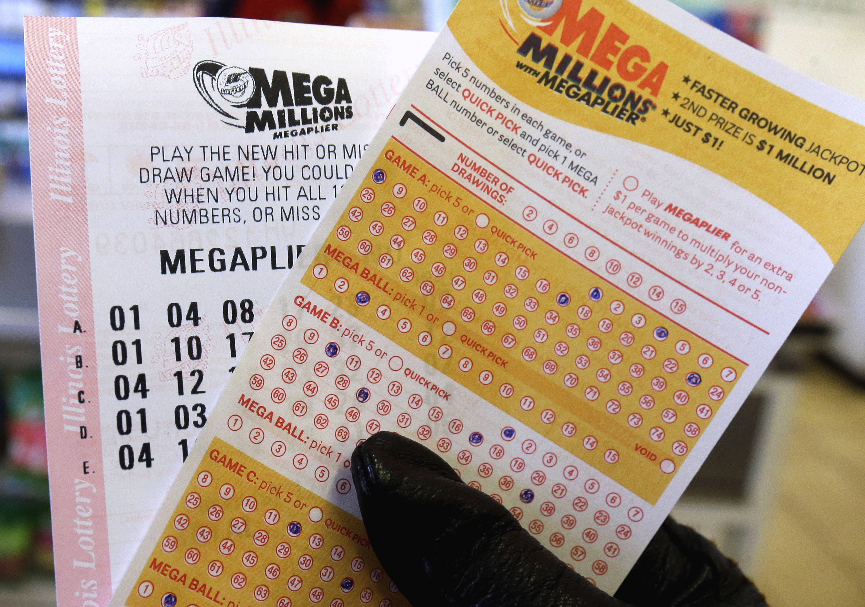 Mega Millions Numbers For Tuesday Feb 2 Revealed Washington Times