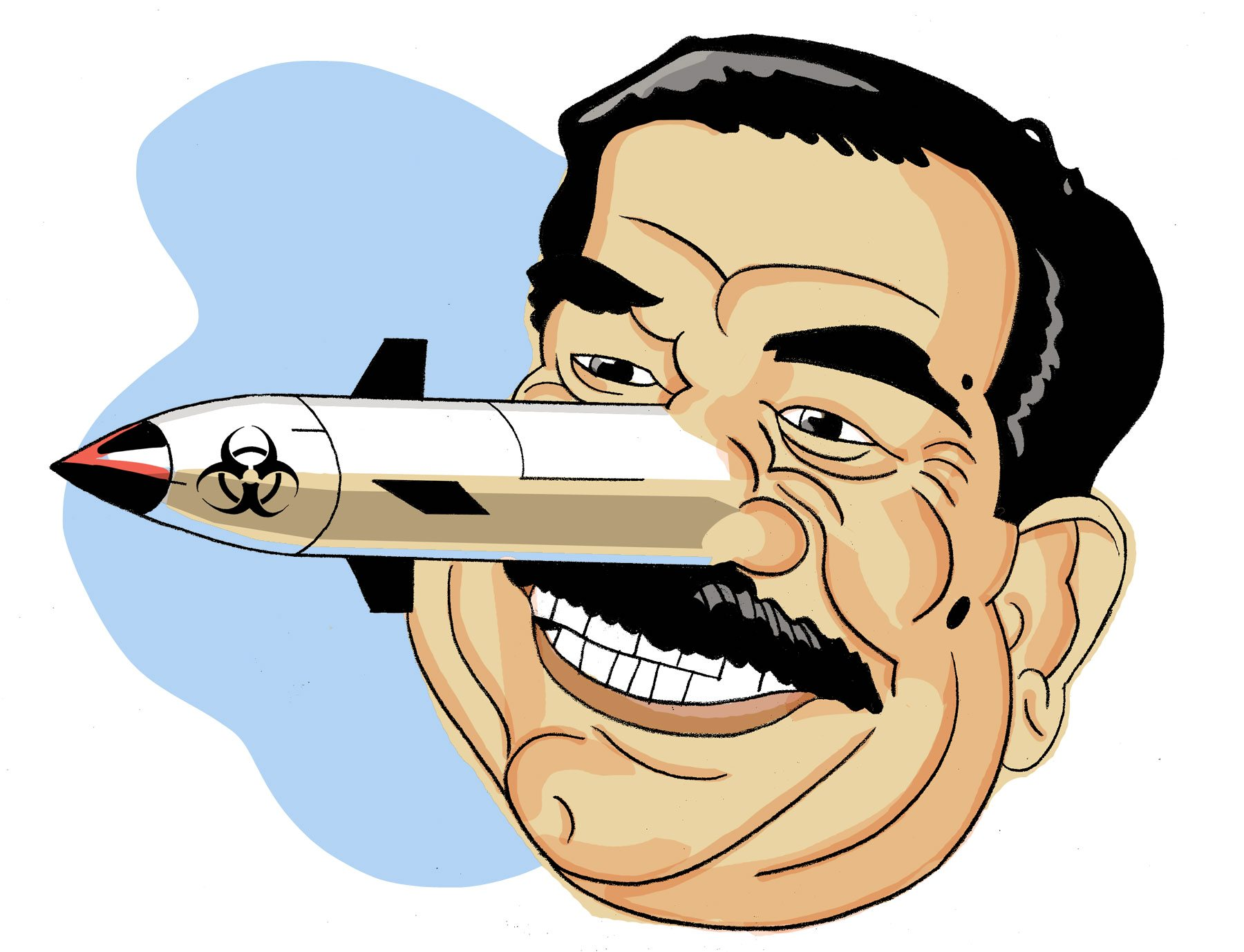 Image result for saddam executed cartoons