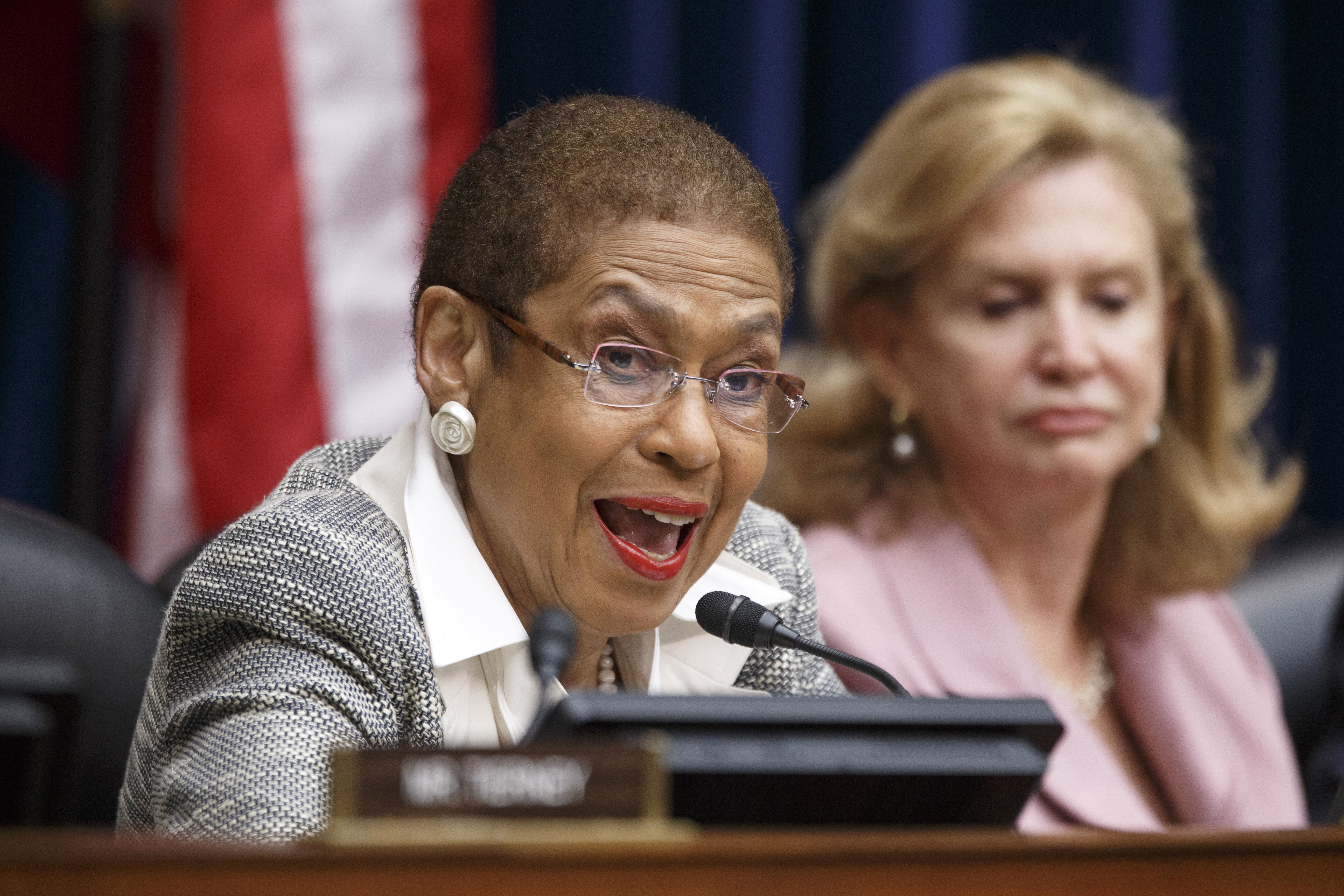 Eleanor Holmes Norton: Until Democrats are able to do oversight, 'this case is still open'