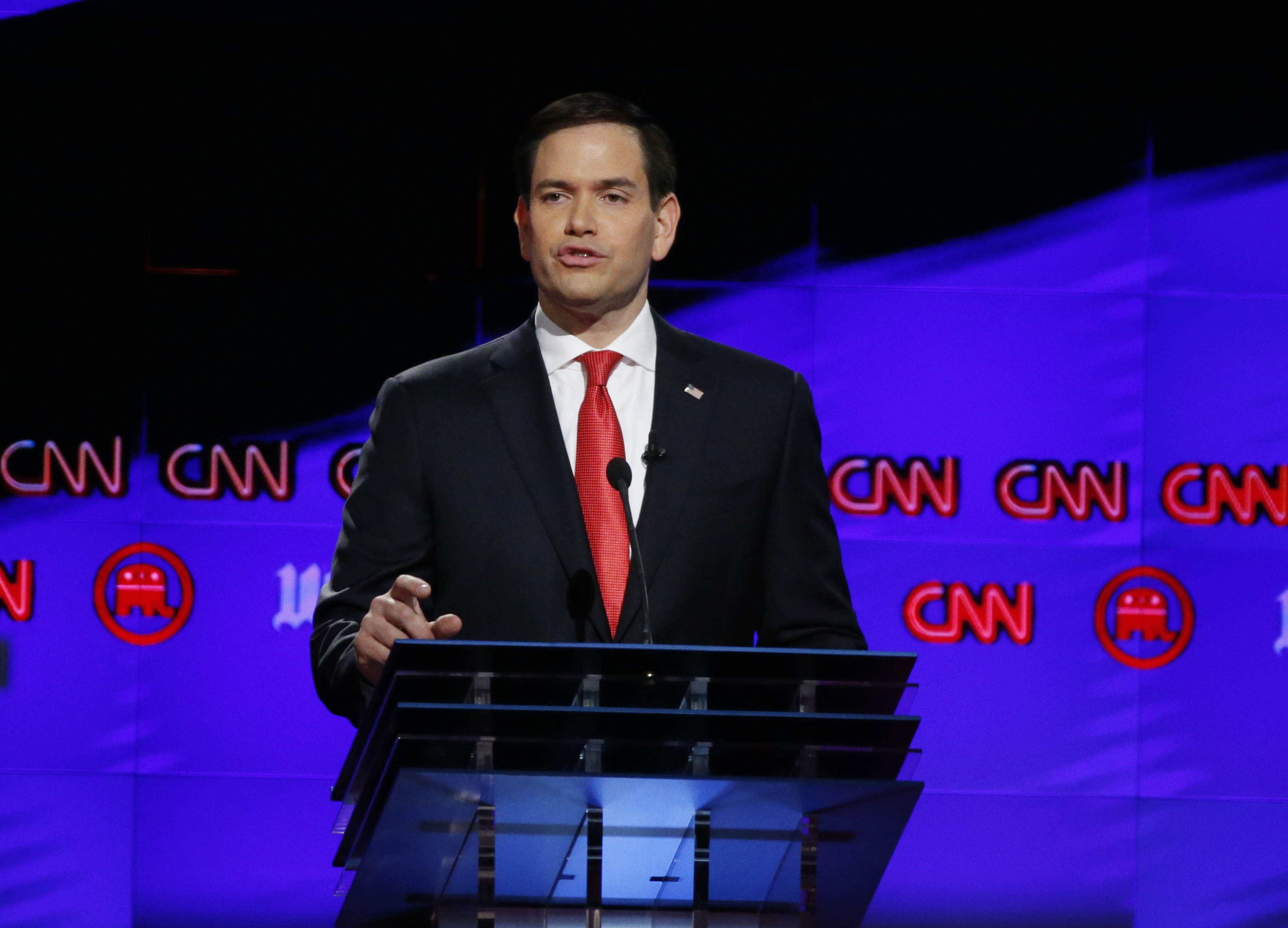 Marco Rubio: Kasich, Cruz supporters are realizing neither candidate can win Florida