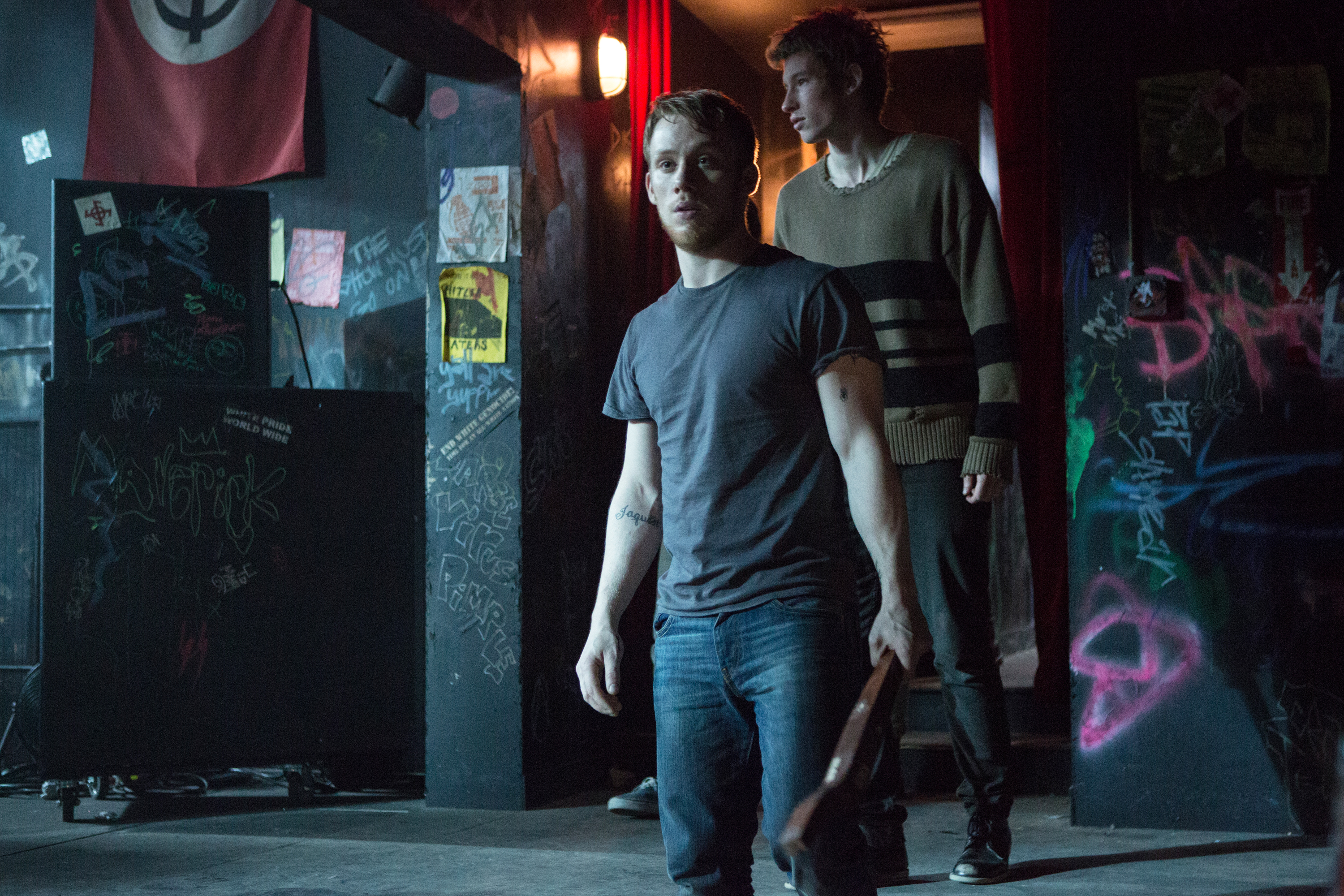 Green Room\' from Virginia filmmaker Jeremy Saulnier caught Patrick ...