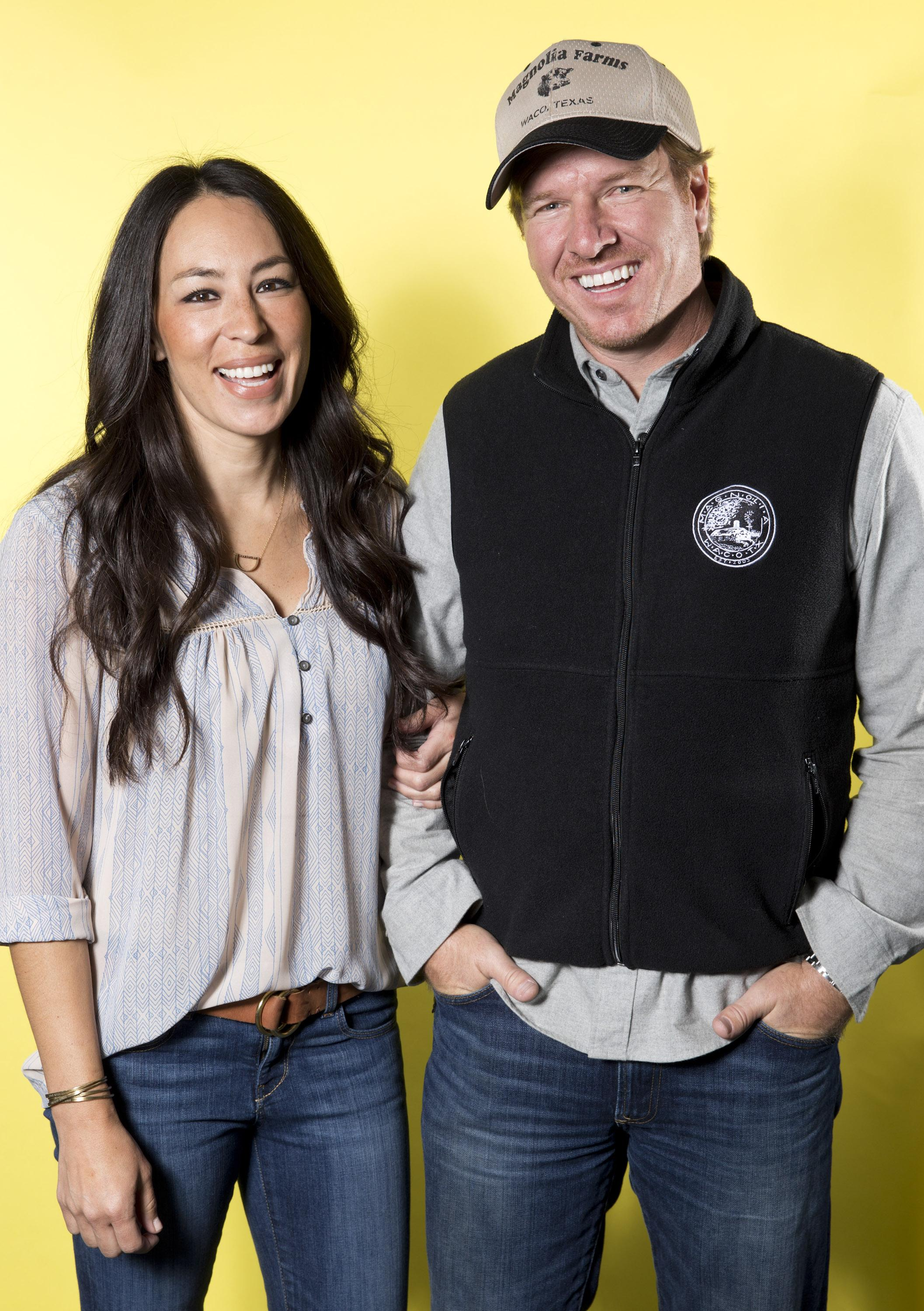 Chip And Joanna Gaines Fixer Upper Targeted By Left For Their Faith Washington Times