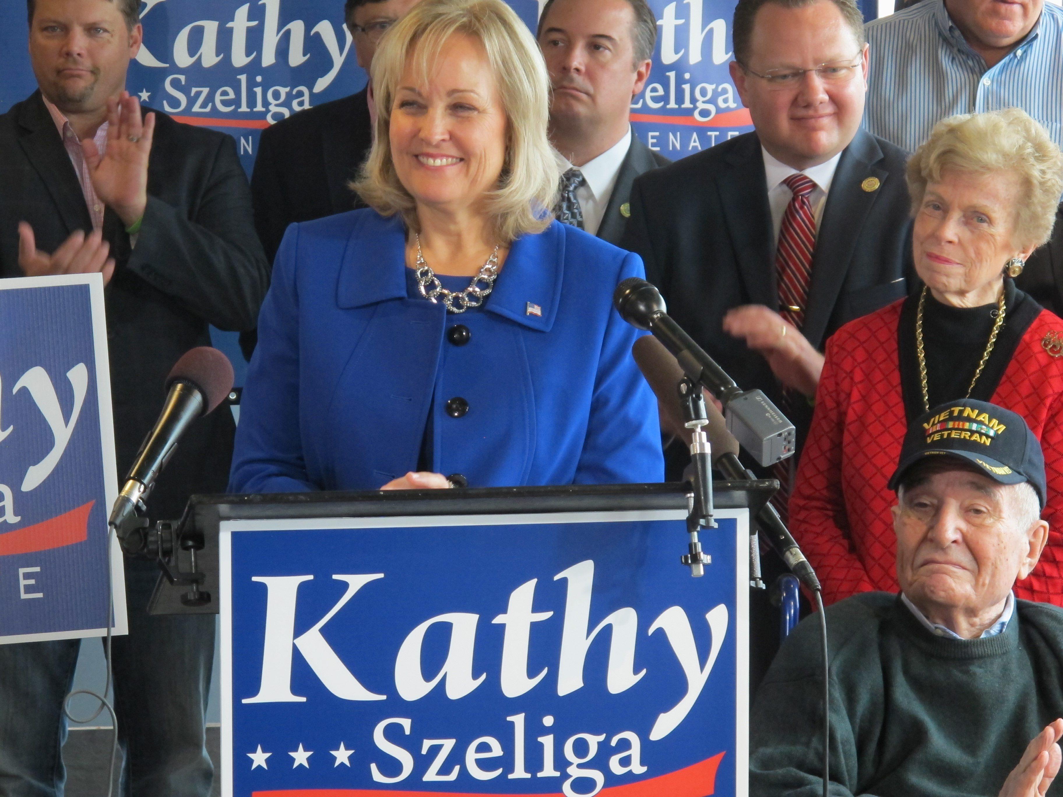 kathy szeliga looks to flip maryland's u.s. senate seat from blue