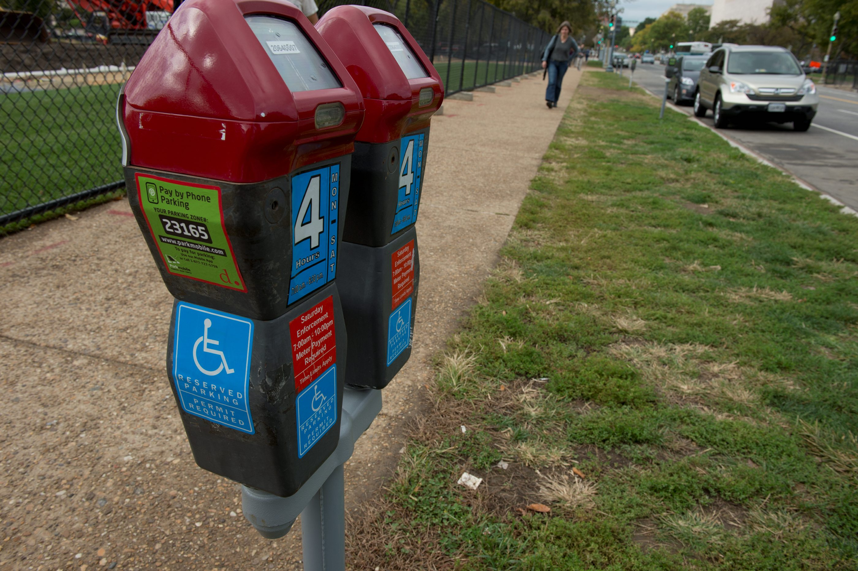 Parking in D C  gets pricier as meter rates jump to $2 30