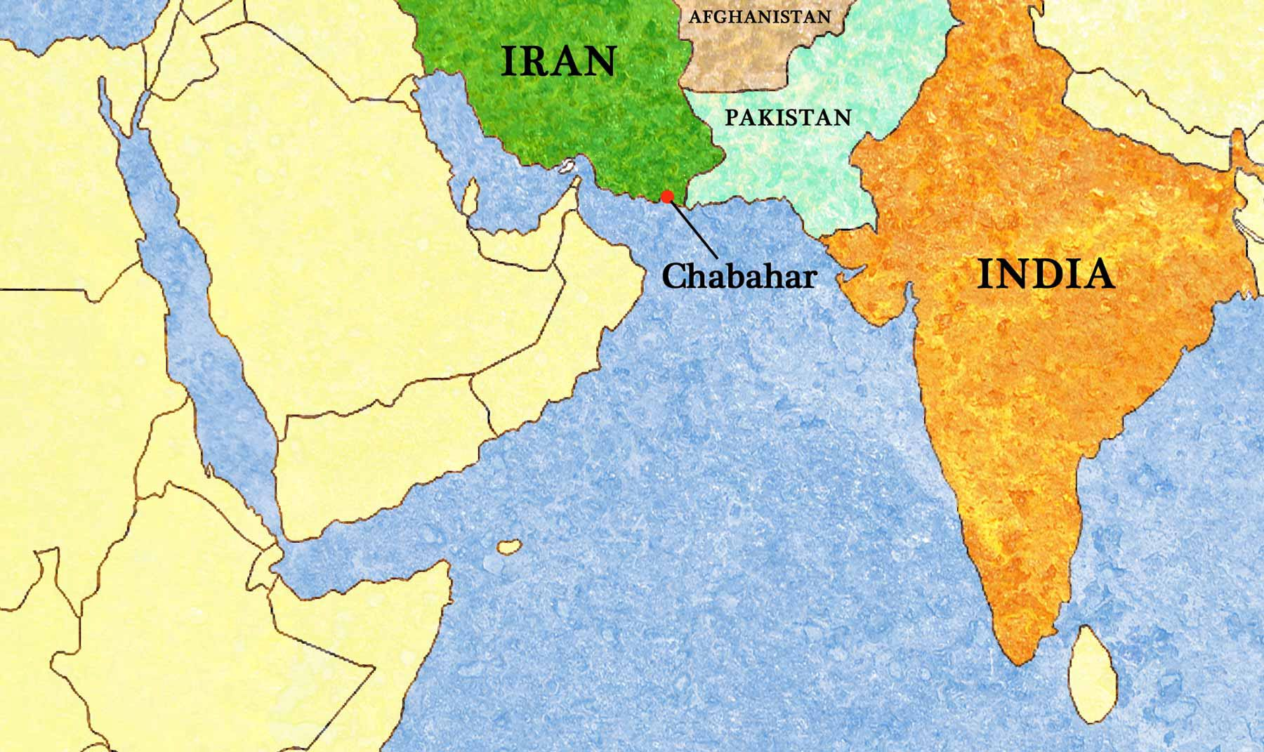 Iran, India expanding bilateral ties could reshape politics in Asia ...