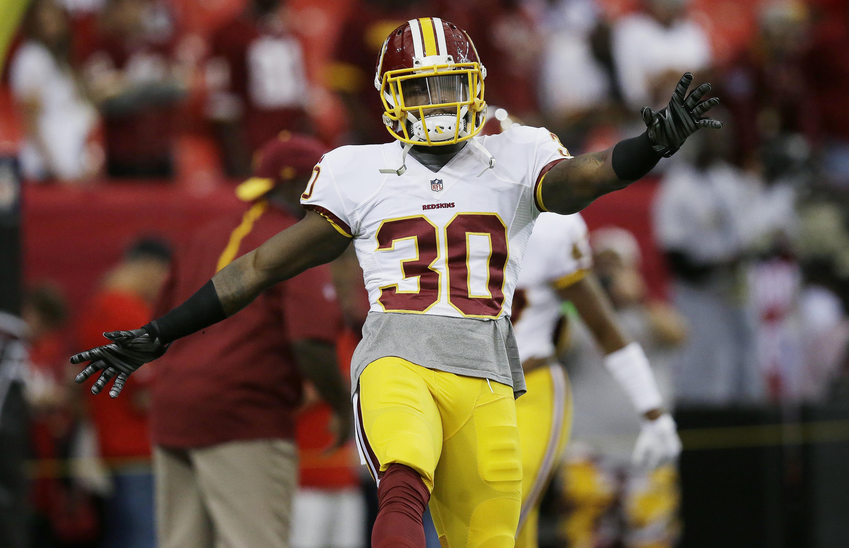 Redskins still uncertain about future of injured safety Kyshoen ...