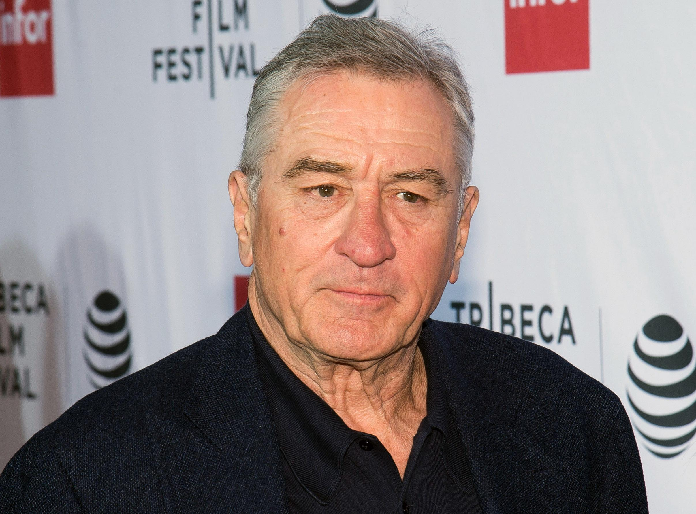 De Niro on Trump: 'This guy has proven himself to be a total loser'