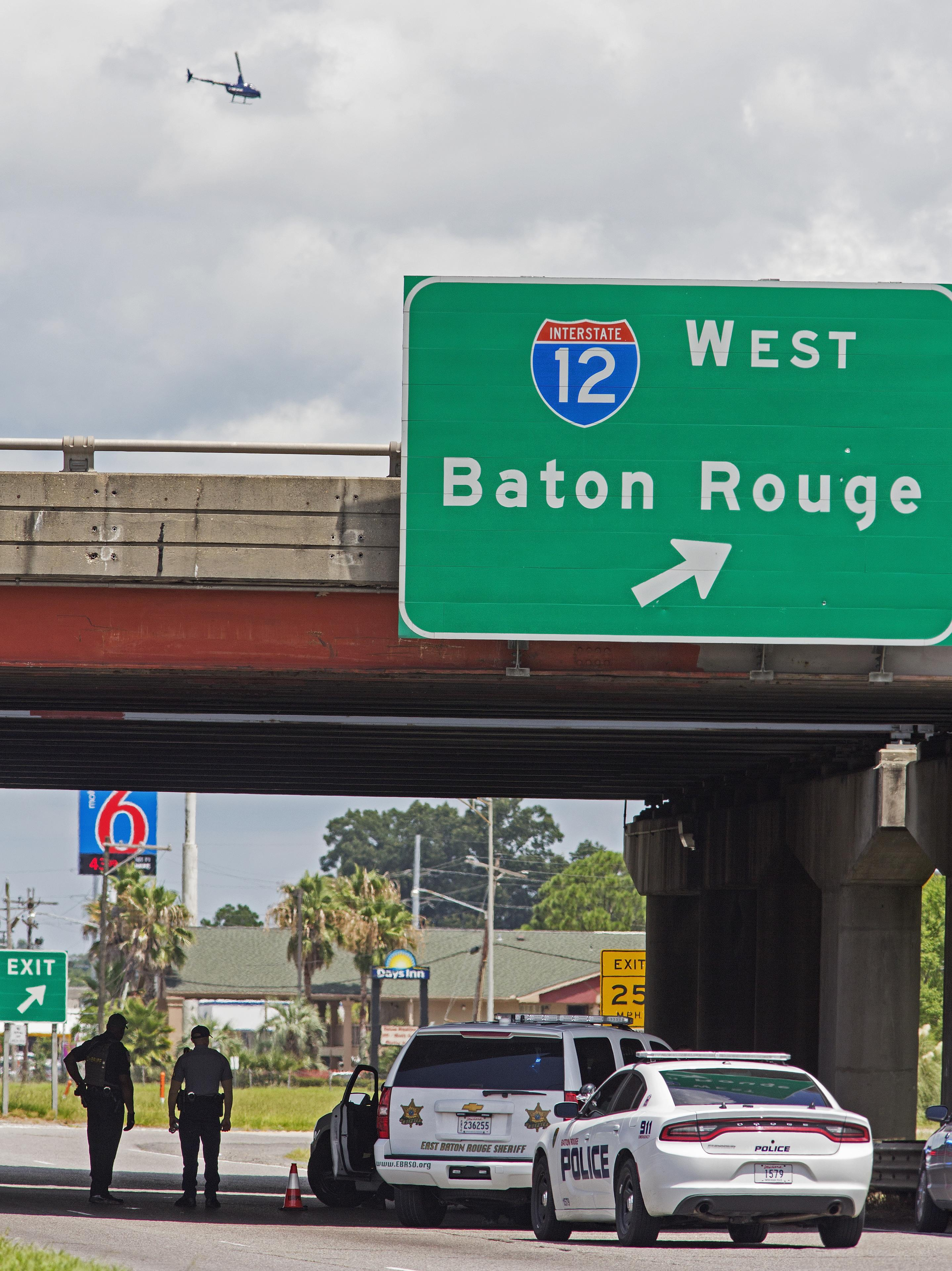 Sheer brutality': Police detail Baton Rouge shooting scene