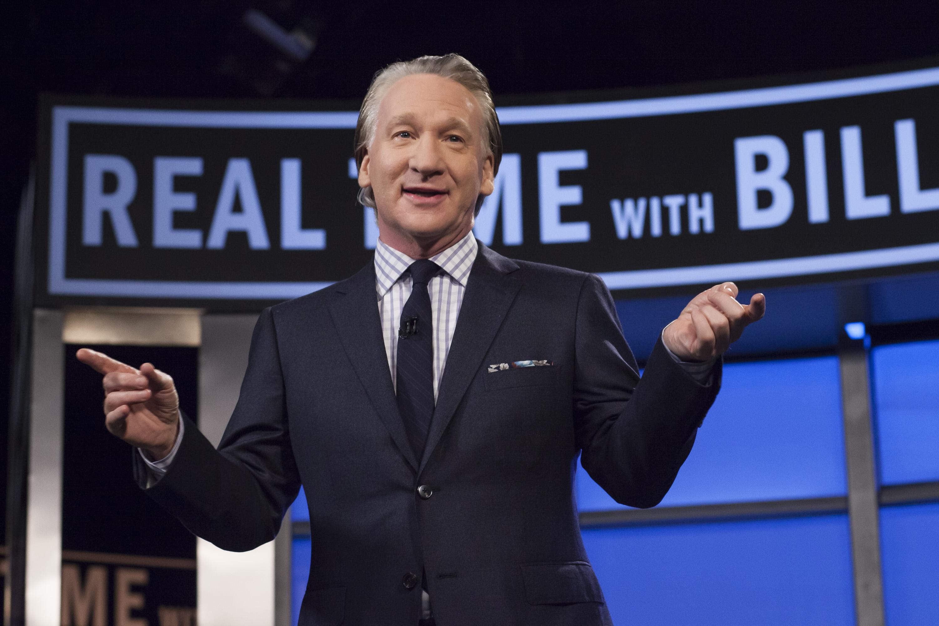 Liberal comedian Maher blasts BDS movement against Israel: 'A bulls--t purity test'
