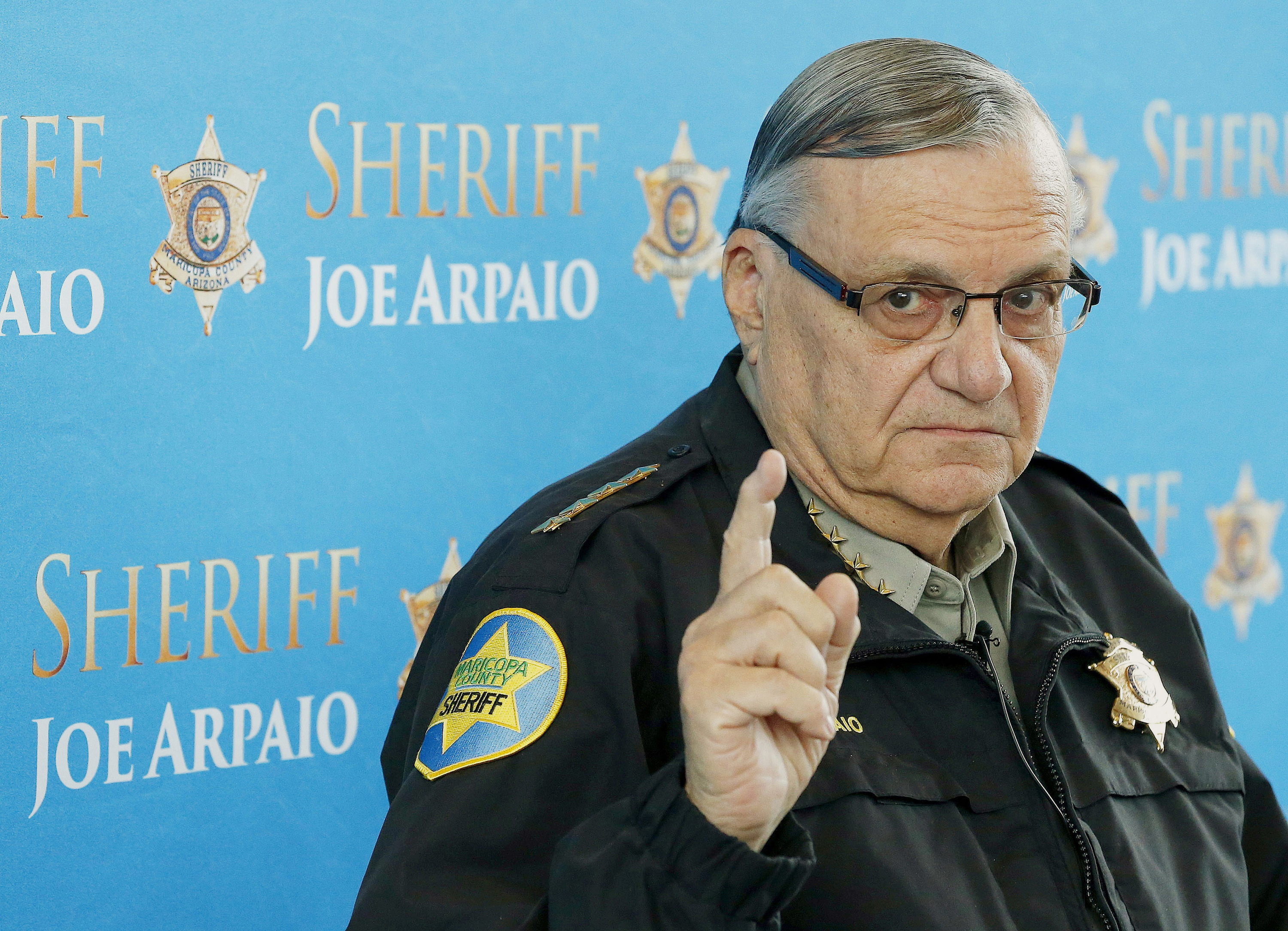 Joe arpaio still investigating obamas birth certificate im not joe arpaio still investigating obamas birth certificate im not going to give up washington times xflitez Gallery