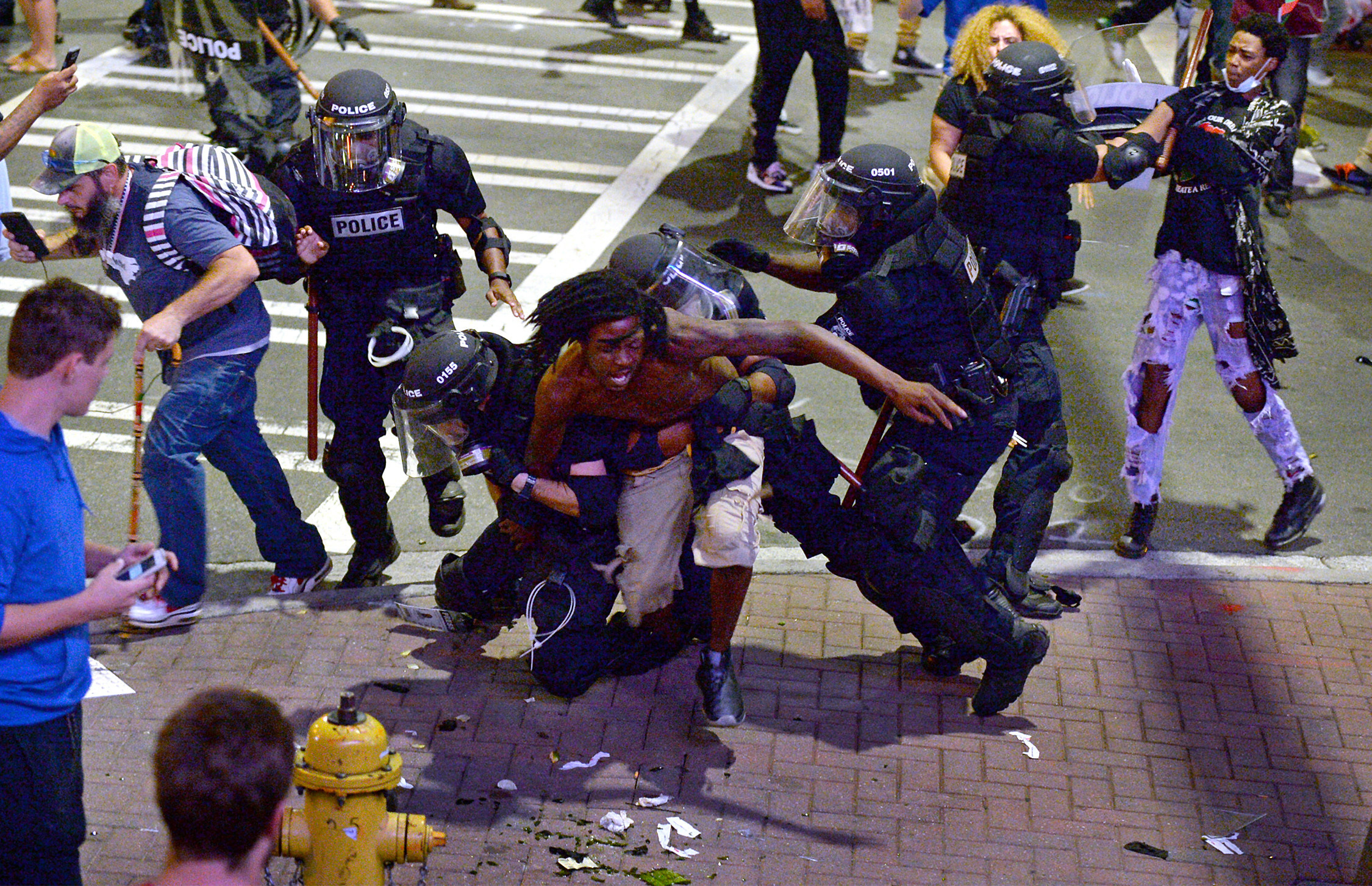 White House Says Charlotte Protesters Have Legitimate Complaints Washington Times