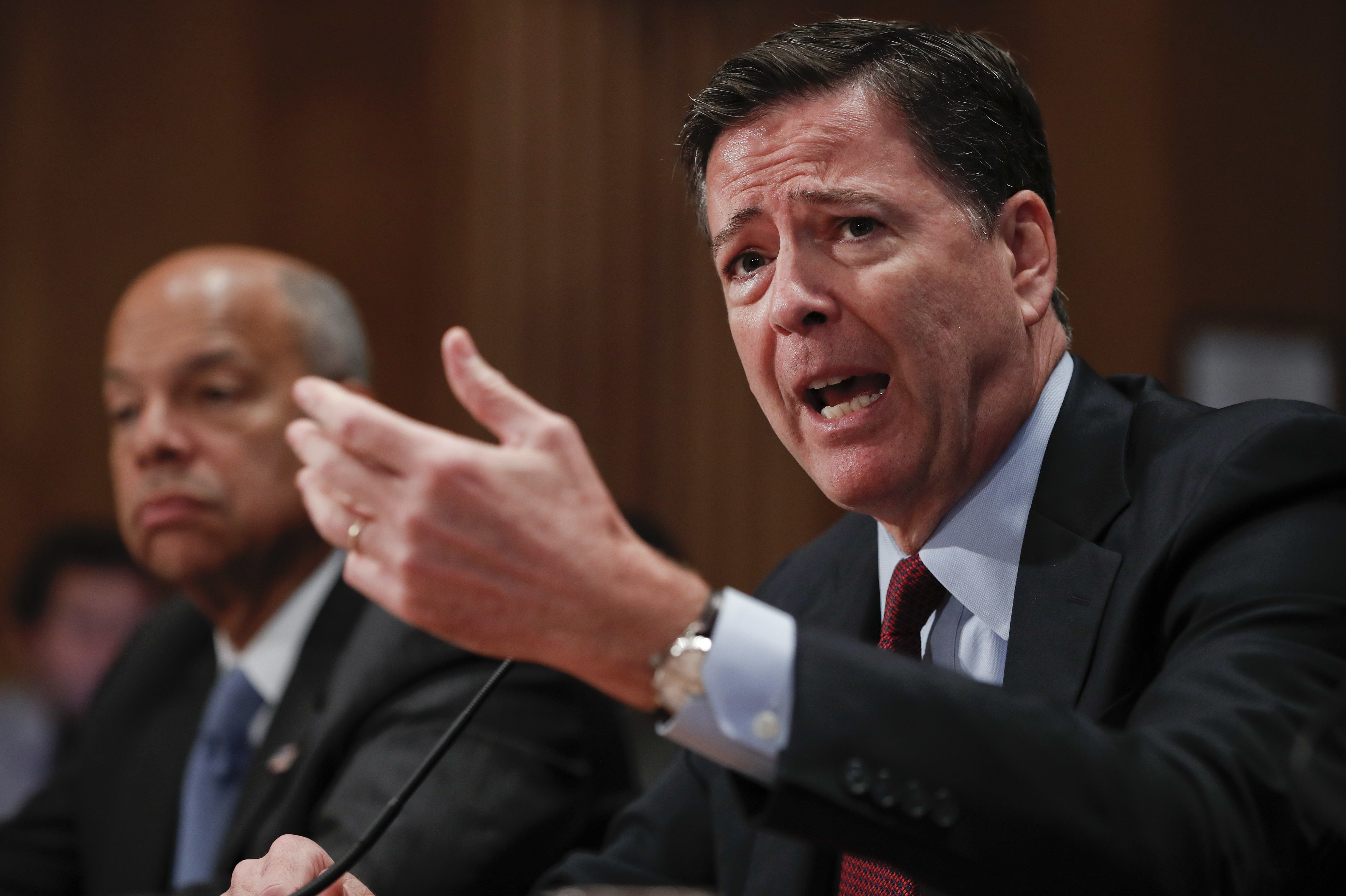 Katie phang attorney wikipedia images - James Comey Fbi Director Rejects Calls To Reopen Clinton Email Case Washington Times