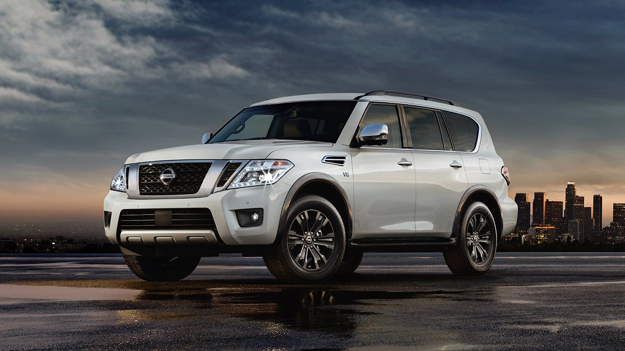 The 2017 Family Adventure Begins With Redesigned Nissan Armada Washington Times