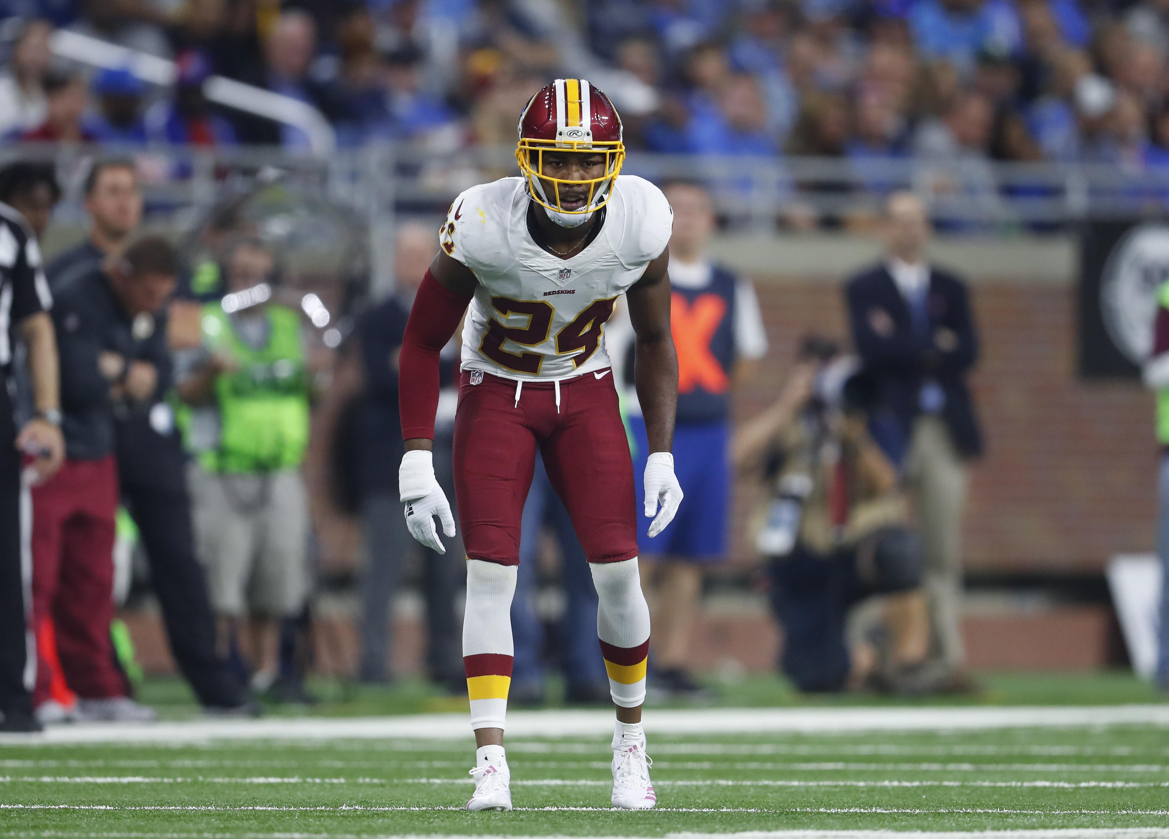Josh Norman concussion protocol could sideline cornerback
