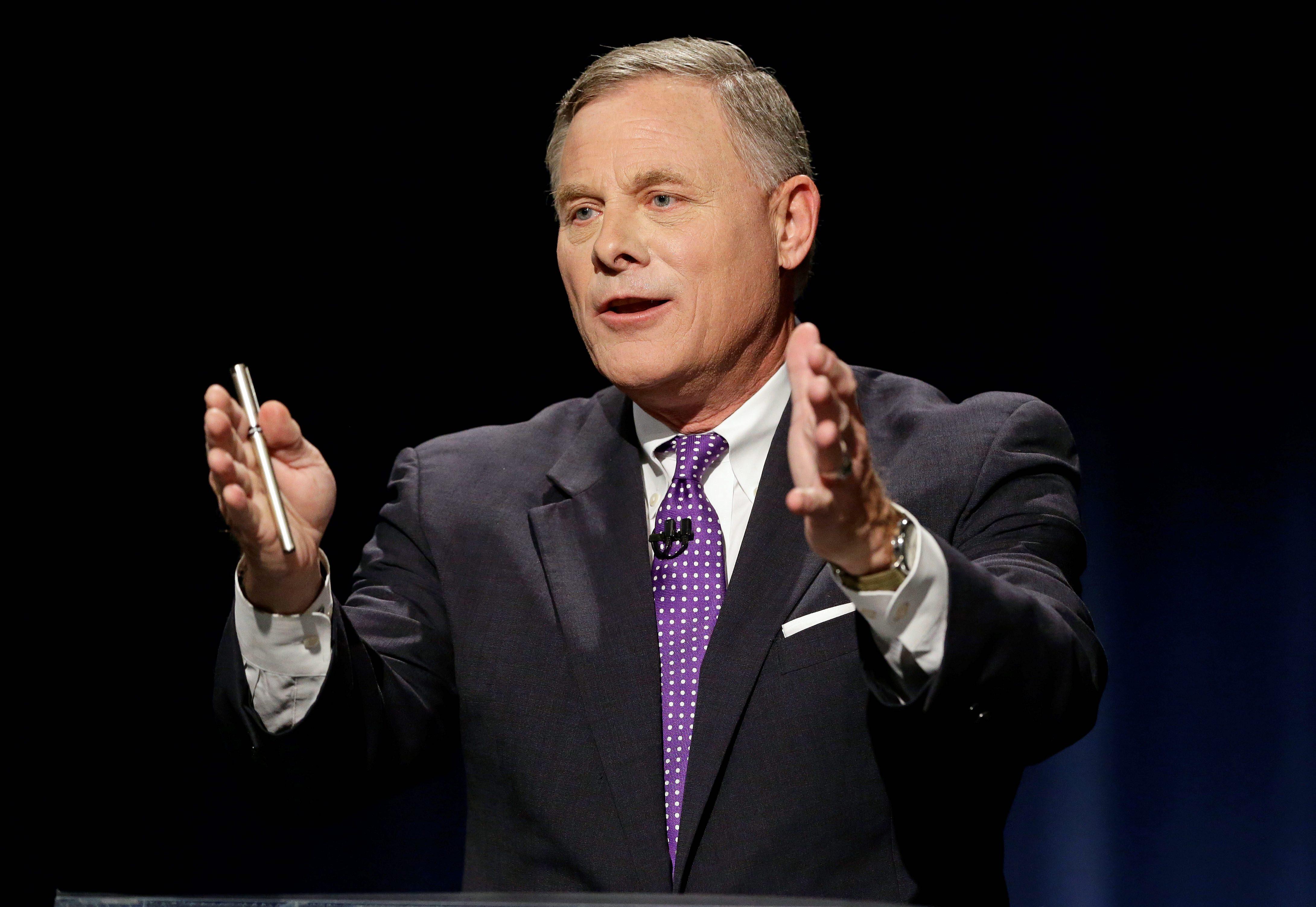 Sen  Richard Burr overcomes stiff challenge in NC