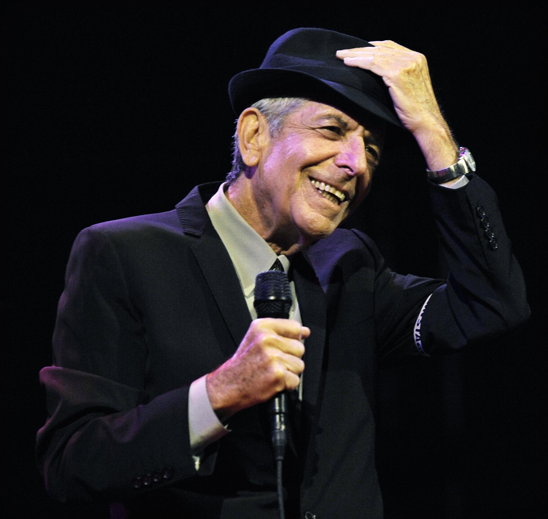 Leonard Cohen posthumous album, 'Thanks for the Dance,' set for release