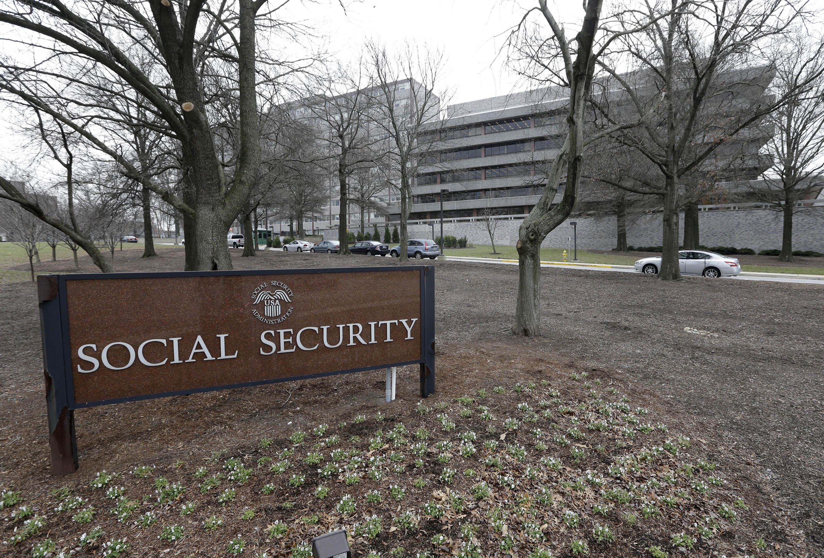 Sean Brune No estimates on how bad Social Security fraud is
