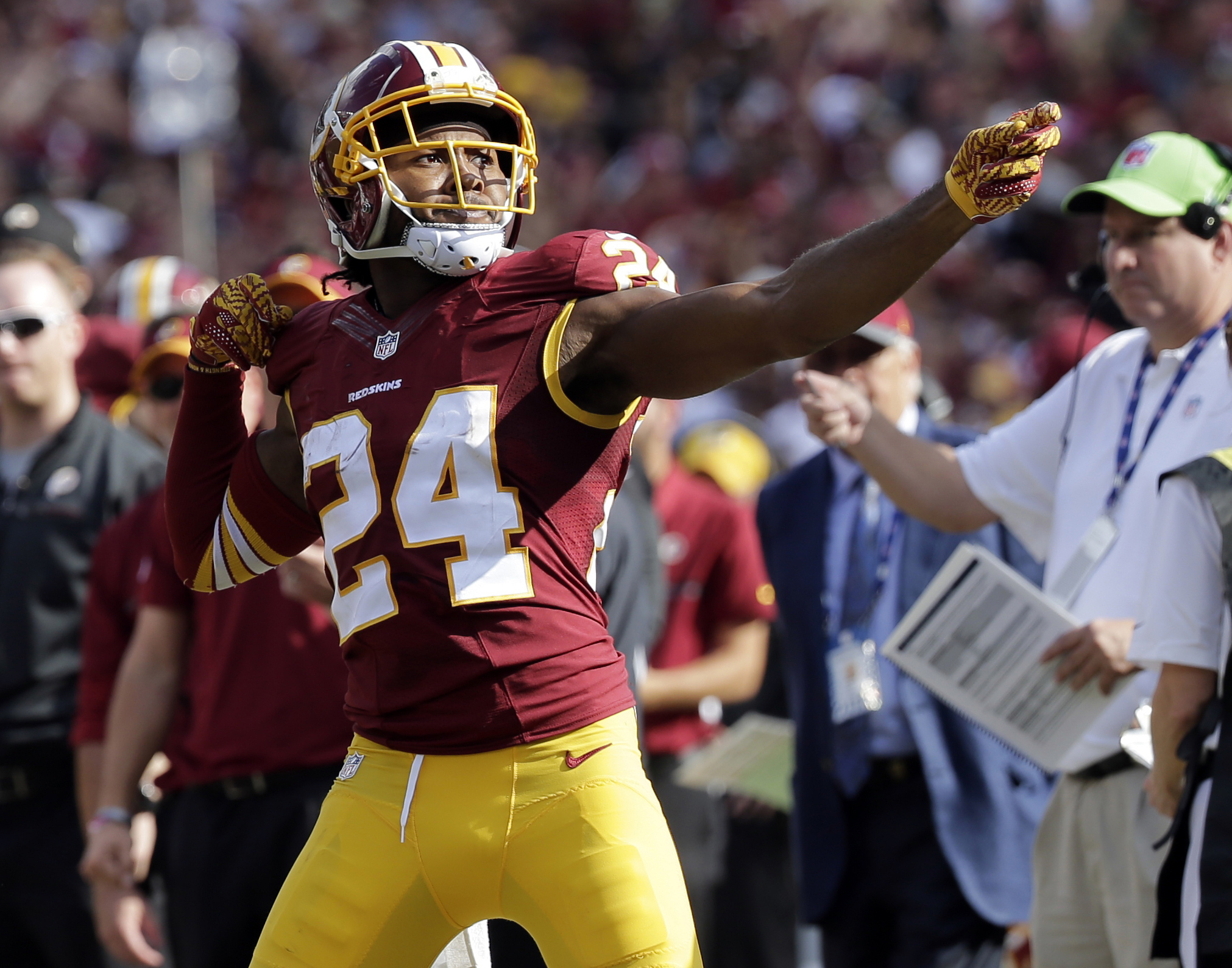 Josh Norman excited to face former Panthers team Washington Times