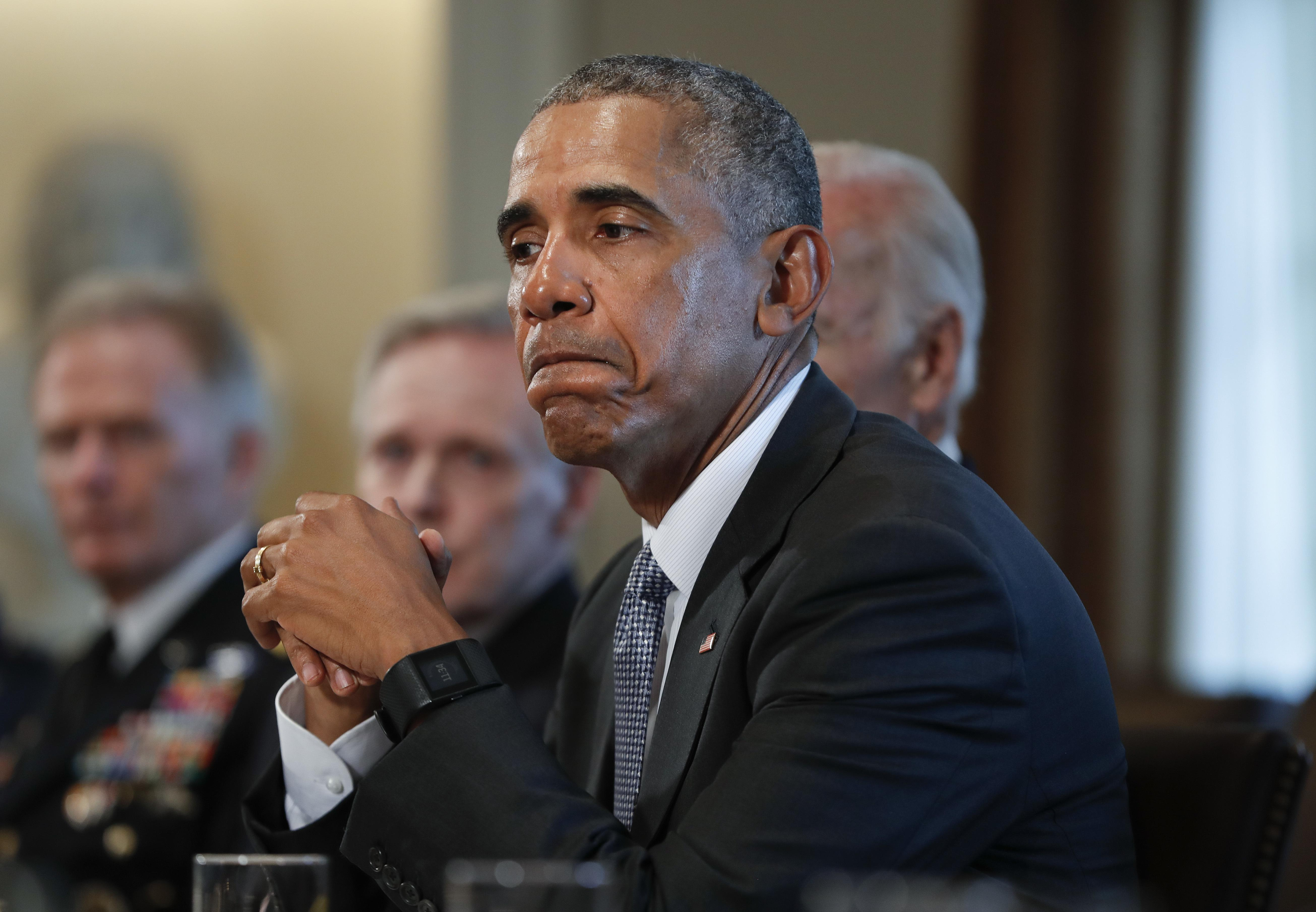 Obama pledges 'seamless' transfer of military power to Donald ...