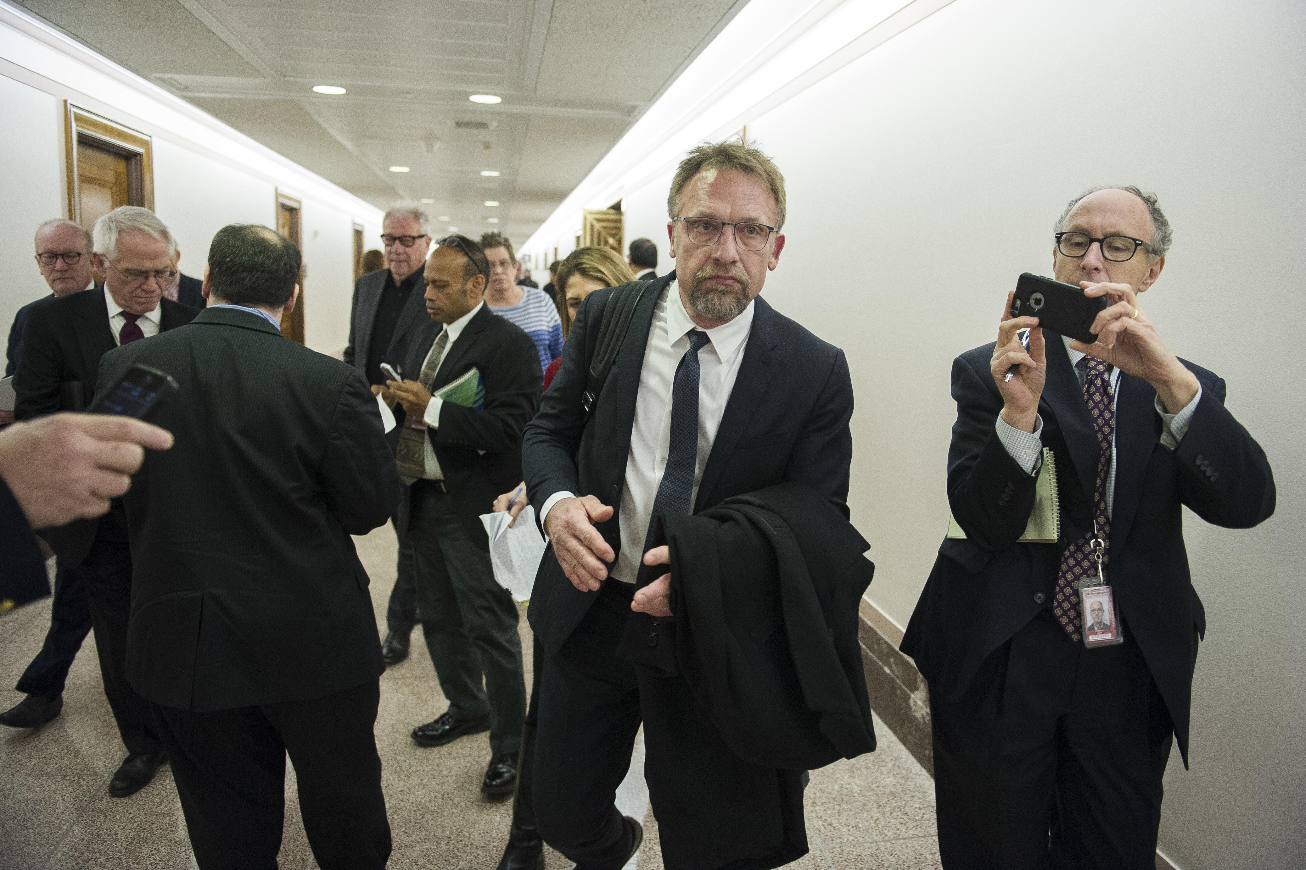 Carl Ferrer Backpage CEO mum on screening policies Washington Times