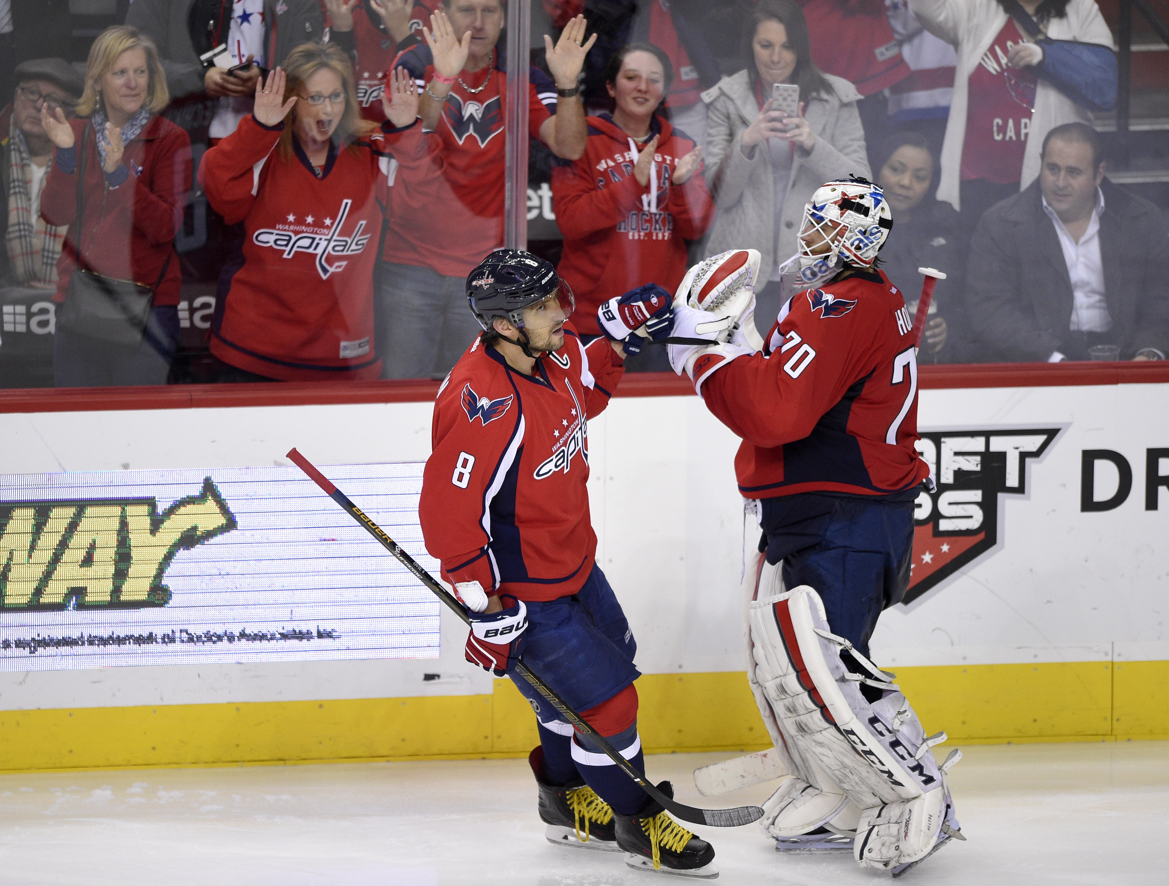 Ovechkin reveals his secrets of success in girls 69