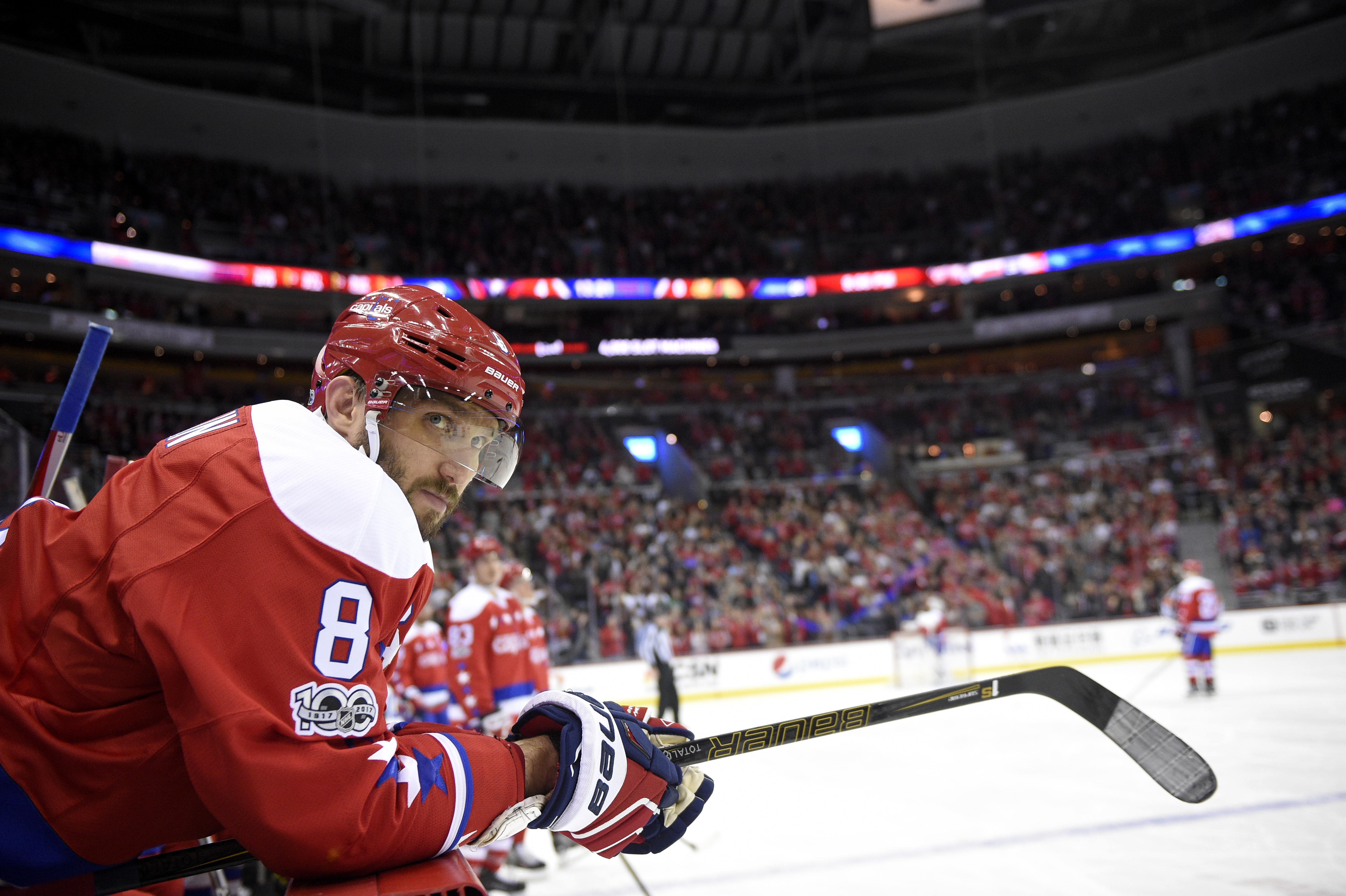 422098df9 Alex Ovechkin opens up on Russia-American ties - Washington Times