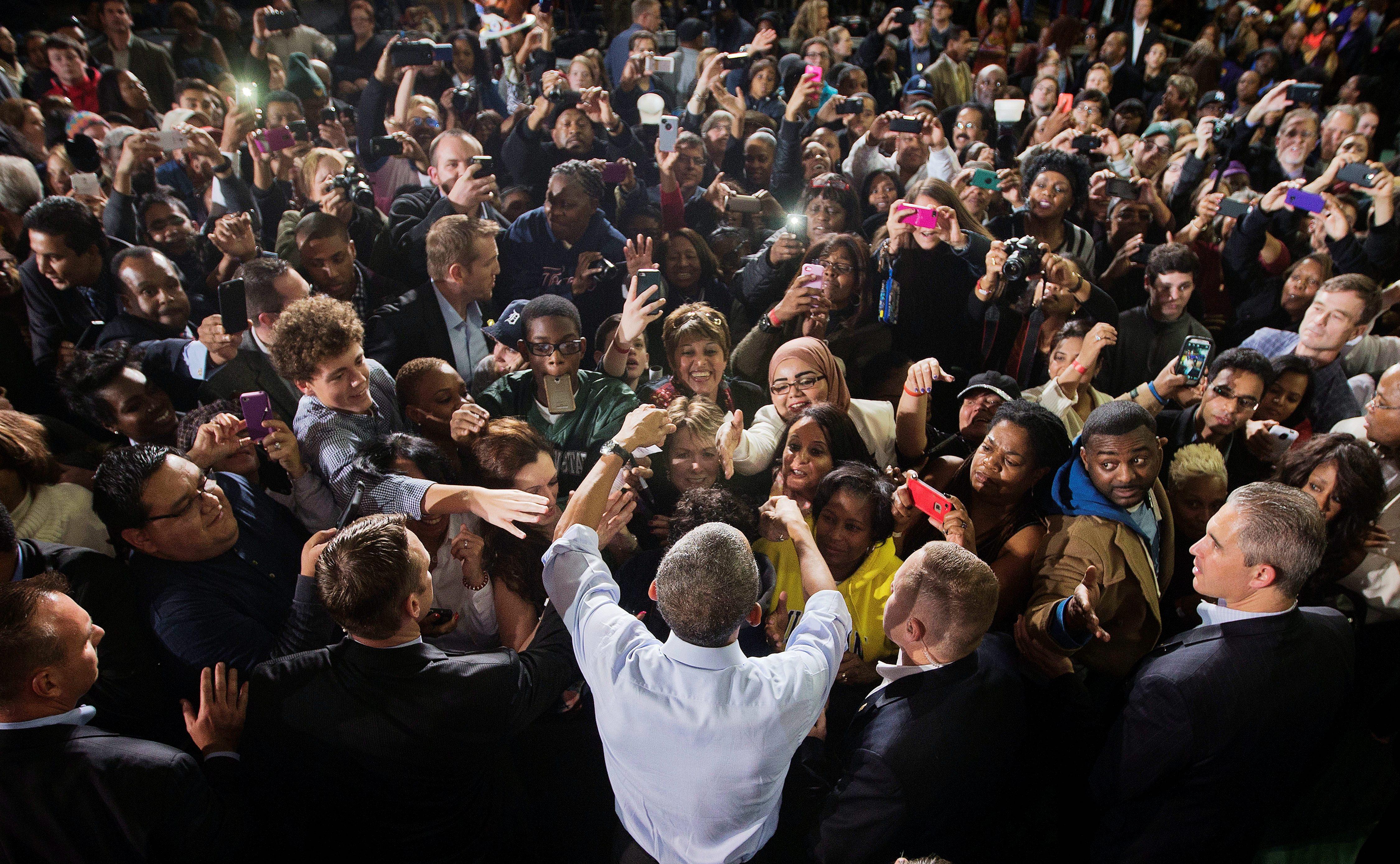 President Obama leaves legacy of wider racial rift - Washington Times