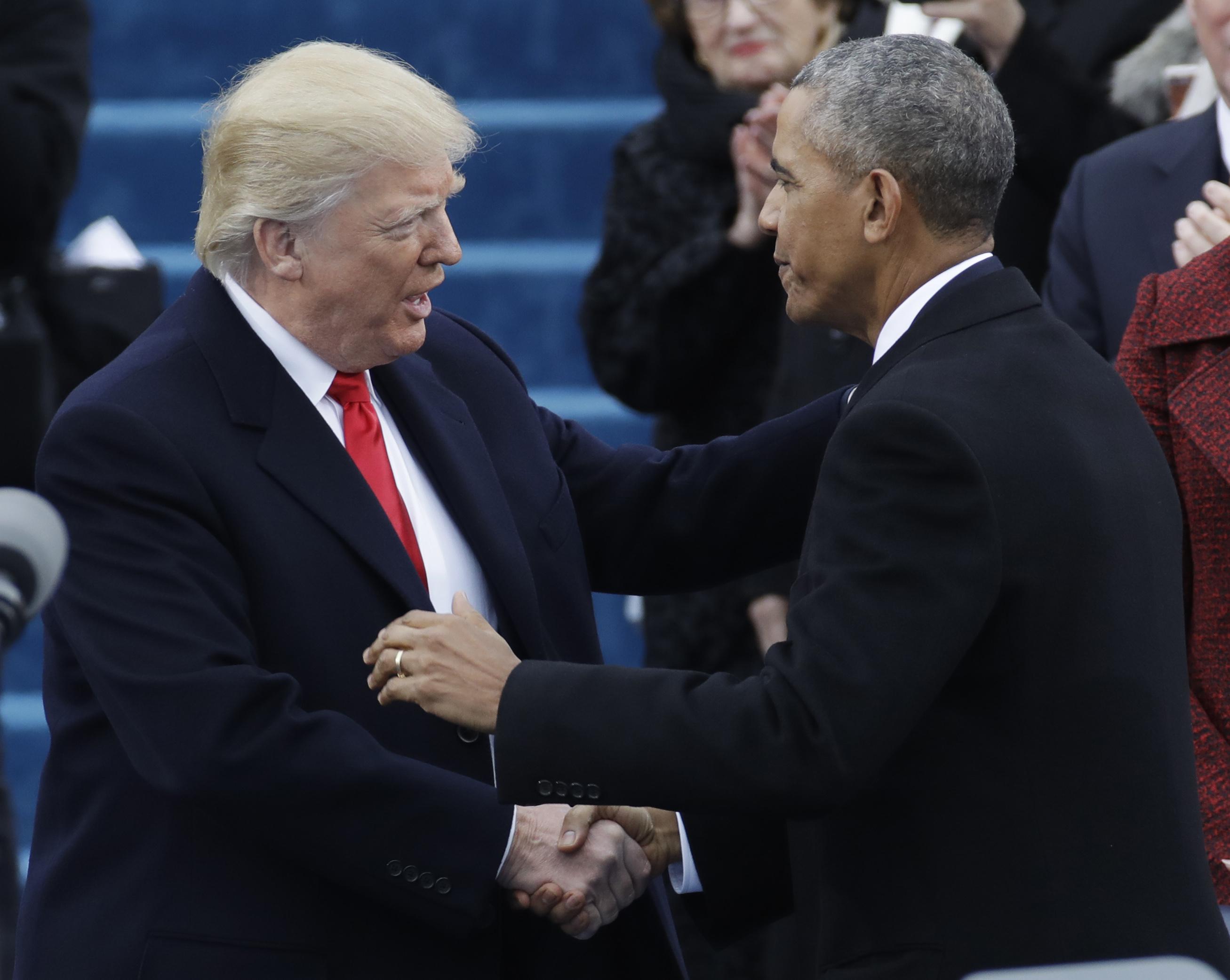 Rush Limbaugh Trump Must Go Full Speed On Agenda To Thwart Obama