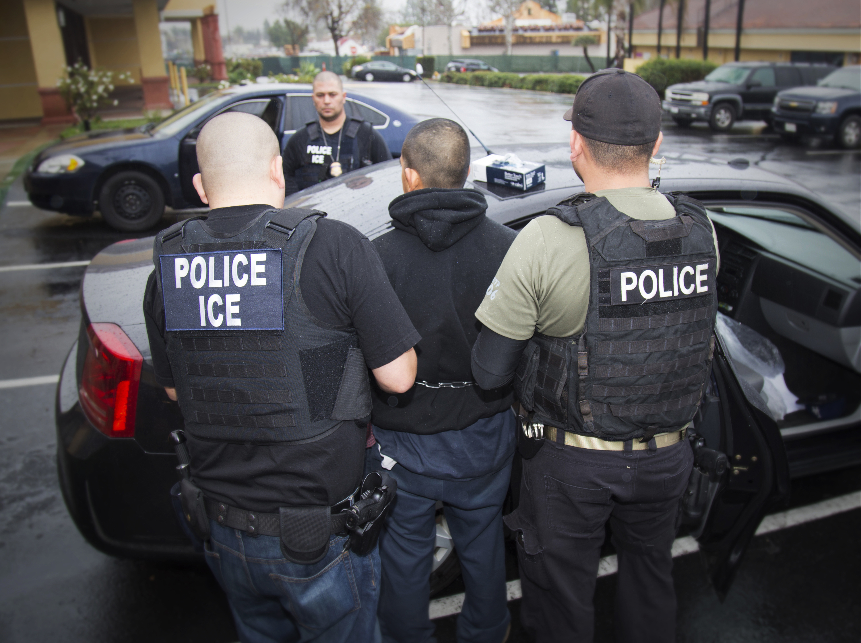 The country's top immigration enforcement officer says he is looking into charging sanctuary city leaders with violating federal anti-smuggling laws because he is fed up with local officials putting their communities and his officers at risk by releasing illegal immigrants from jail.