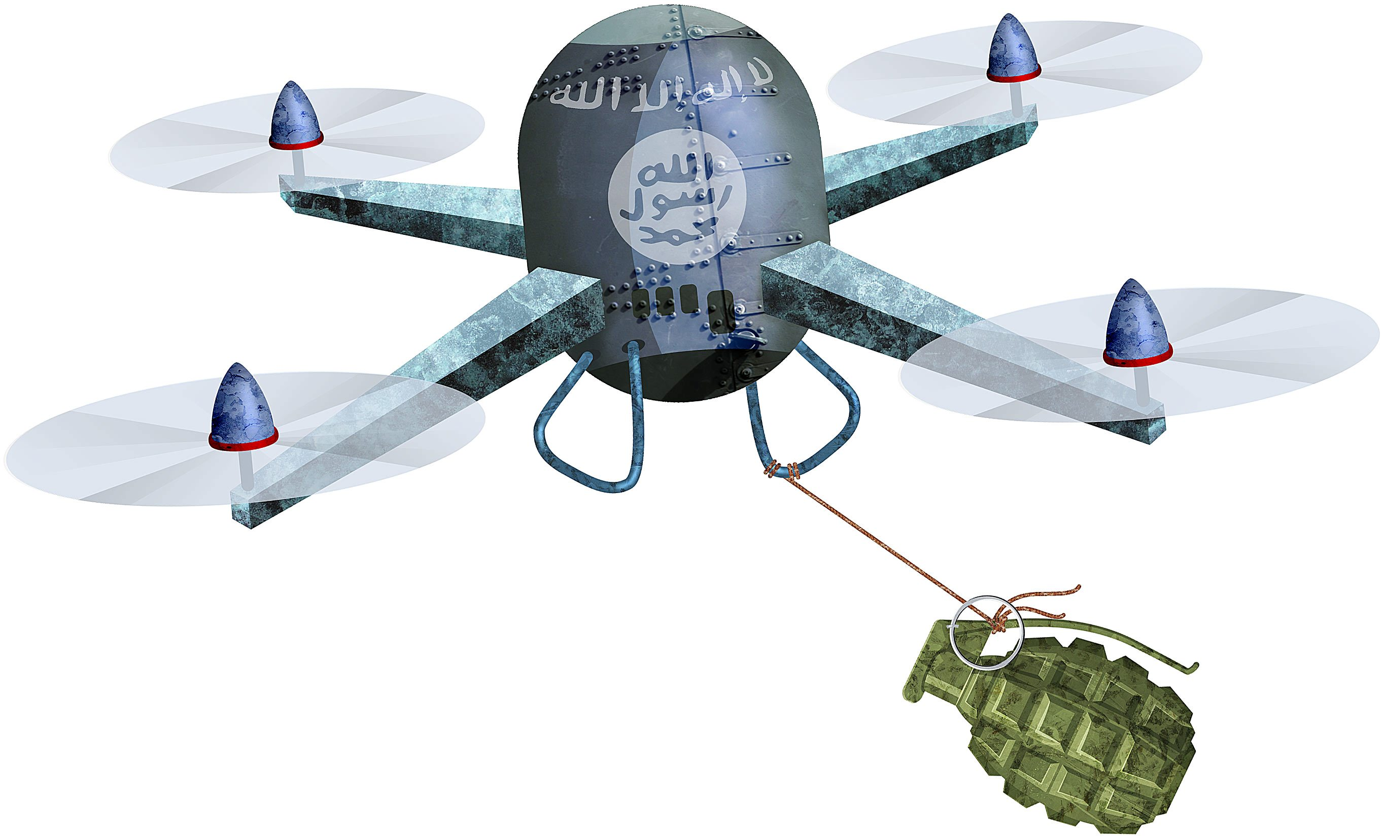 ISIS drones could target Europe - Washington Times