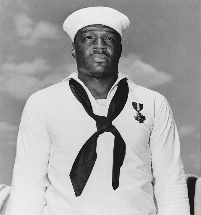 Navy to name aircraft carrier for Doris 'Dorie' Miller, Pearl Harbor hero