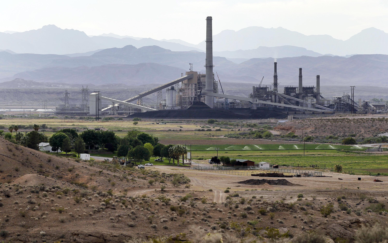NV Energy pulling plug on coal fired power plant near Vegas