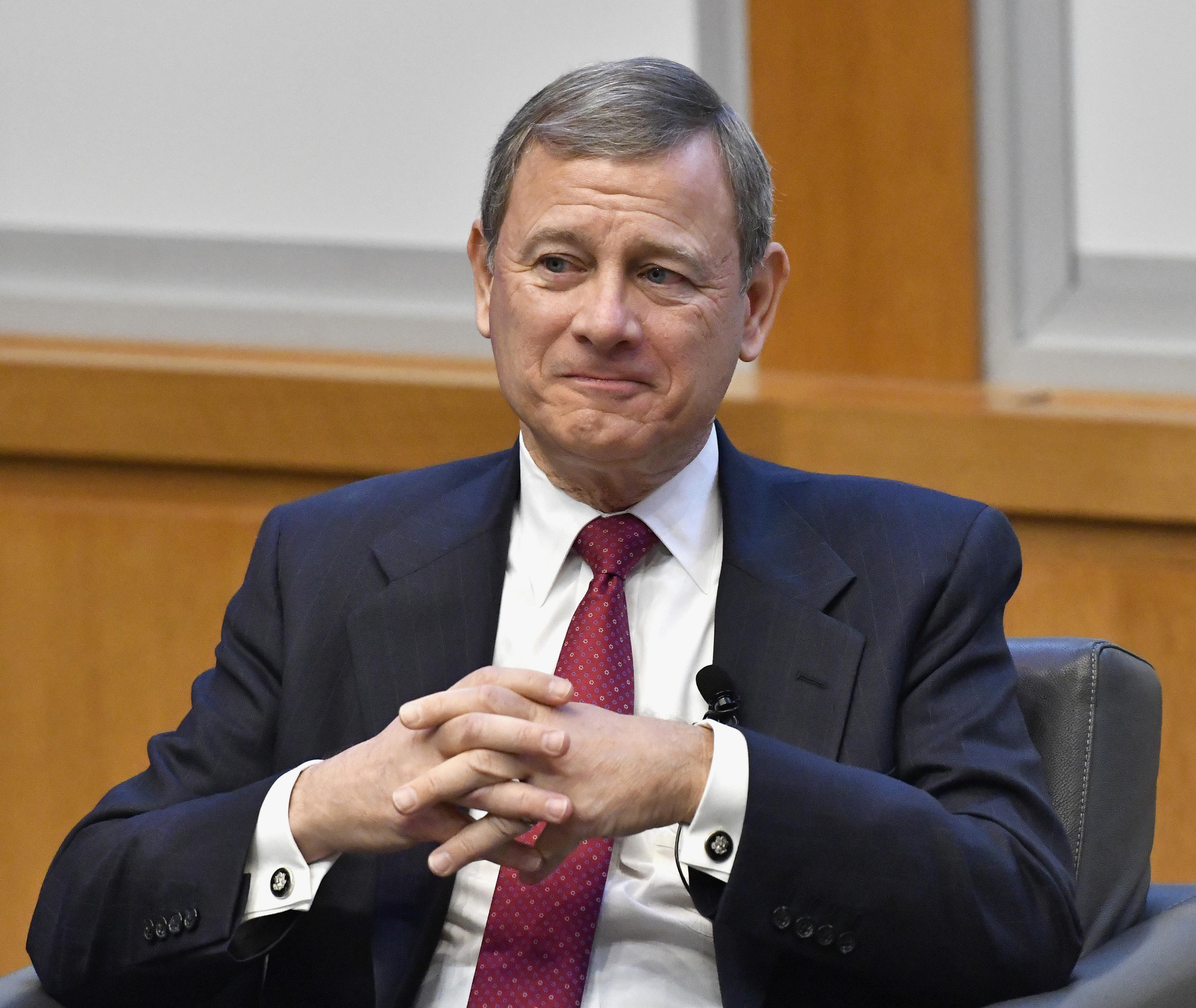 Chief Justice John Roberts Shows How High The Height Of Absurdity Can Actually Reach Washington Times