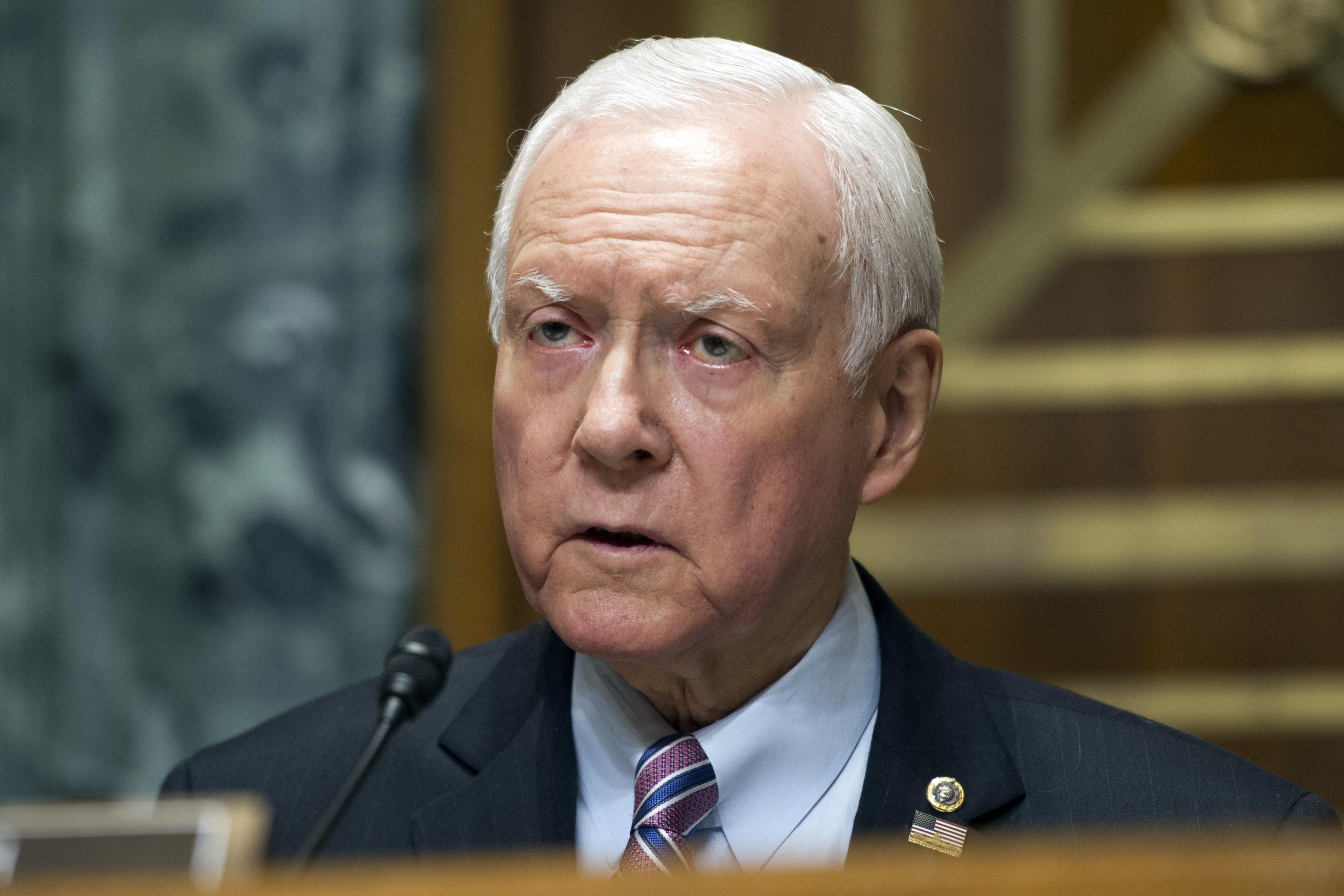 Orrin Hatch slams Dems for tying tax reform to debt limit - Washington Times  sc 1 st  Washington Times & Orrin Hatch slams Dems for tying tax reform to debt limit ... 25forcollege.com
