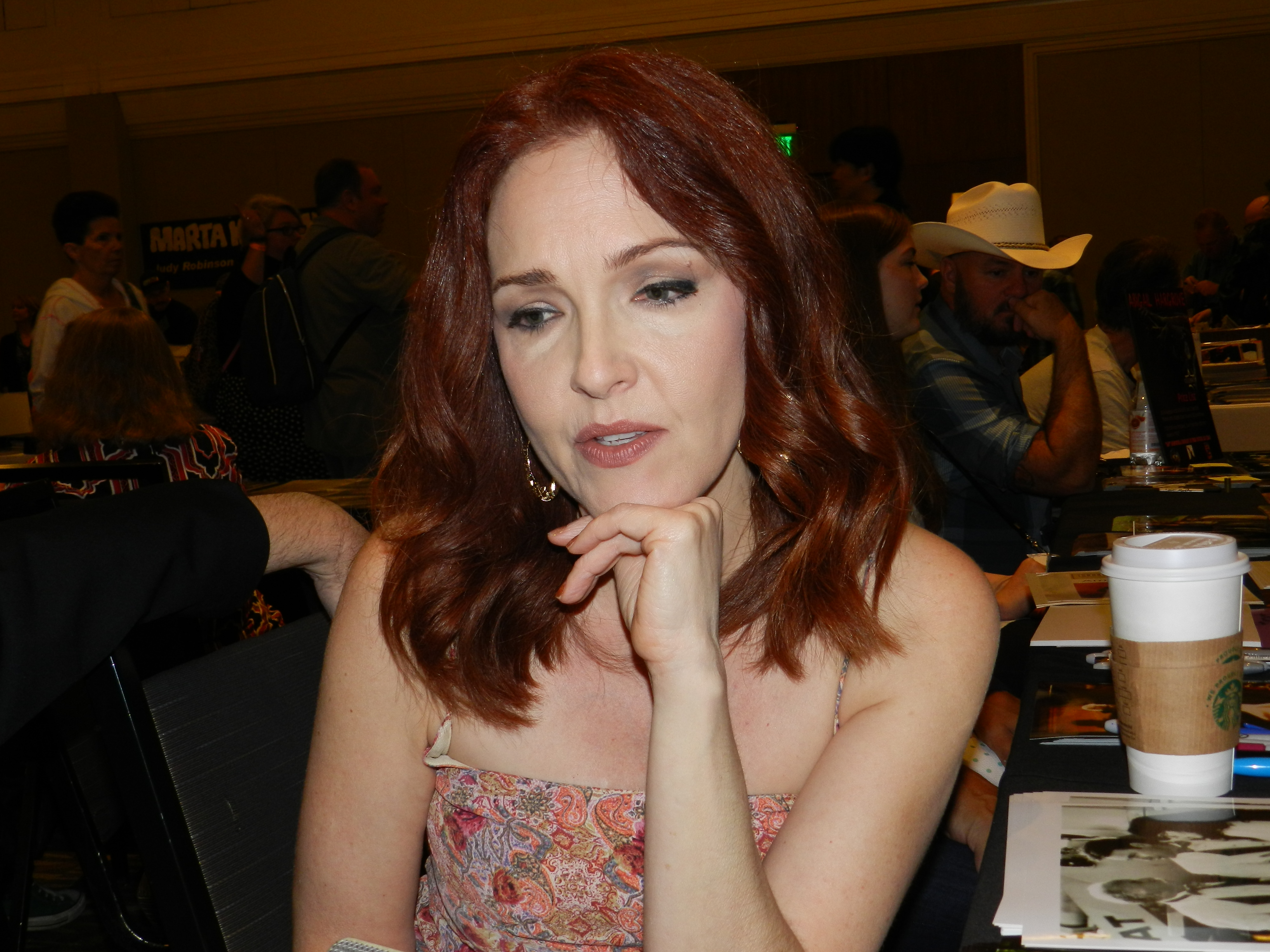 Amy Yasbeck john ritter widow amy yasbeck discusses importance of aortic