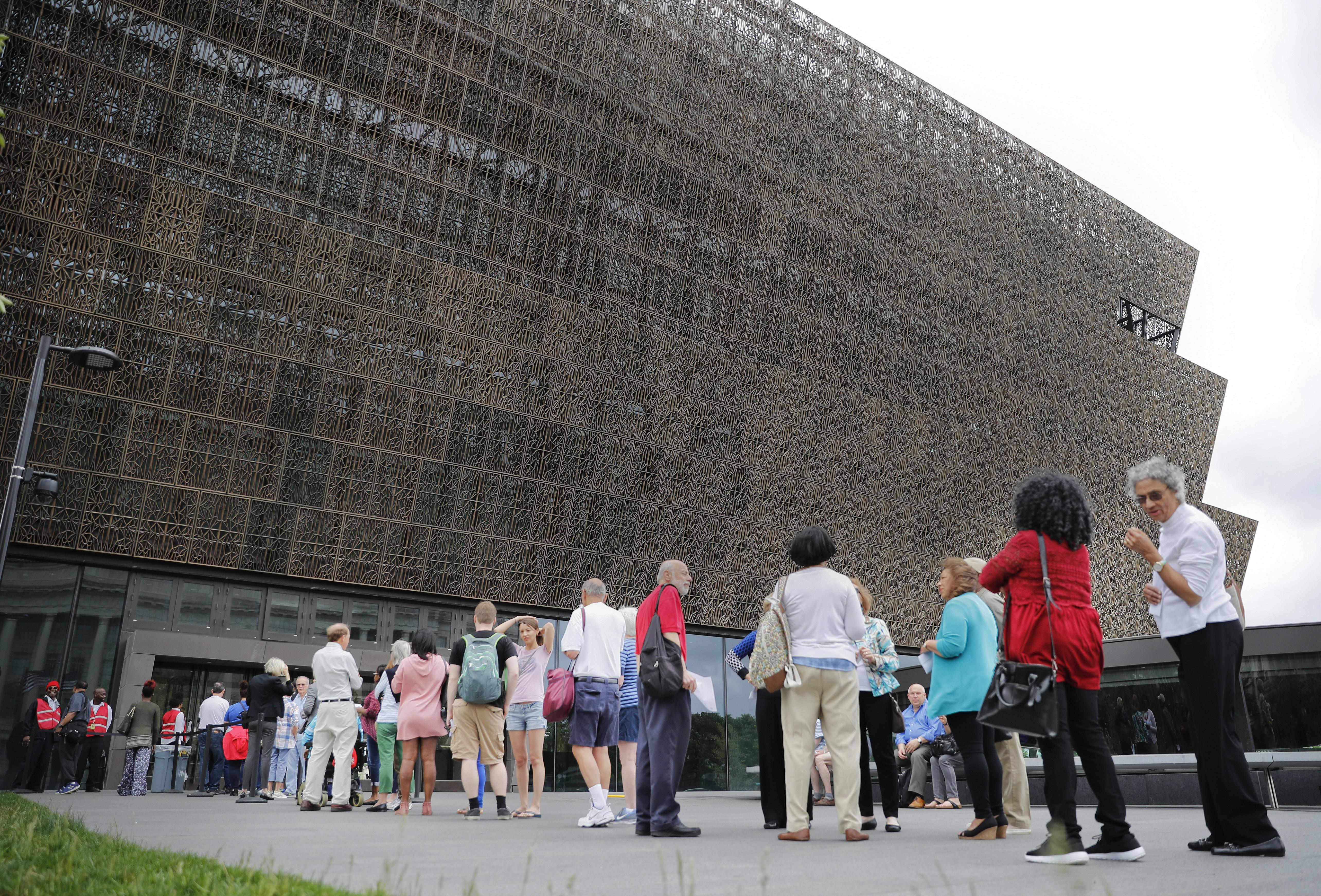 African American Museum Removes Whiteness Chart Over Claims Of Backhanded Racism Washington Times