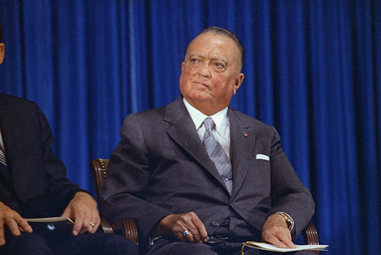 J.Edgar Hoover FBI files offer cautionary tale as James Comey prepares to testify - Washington Times