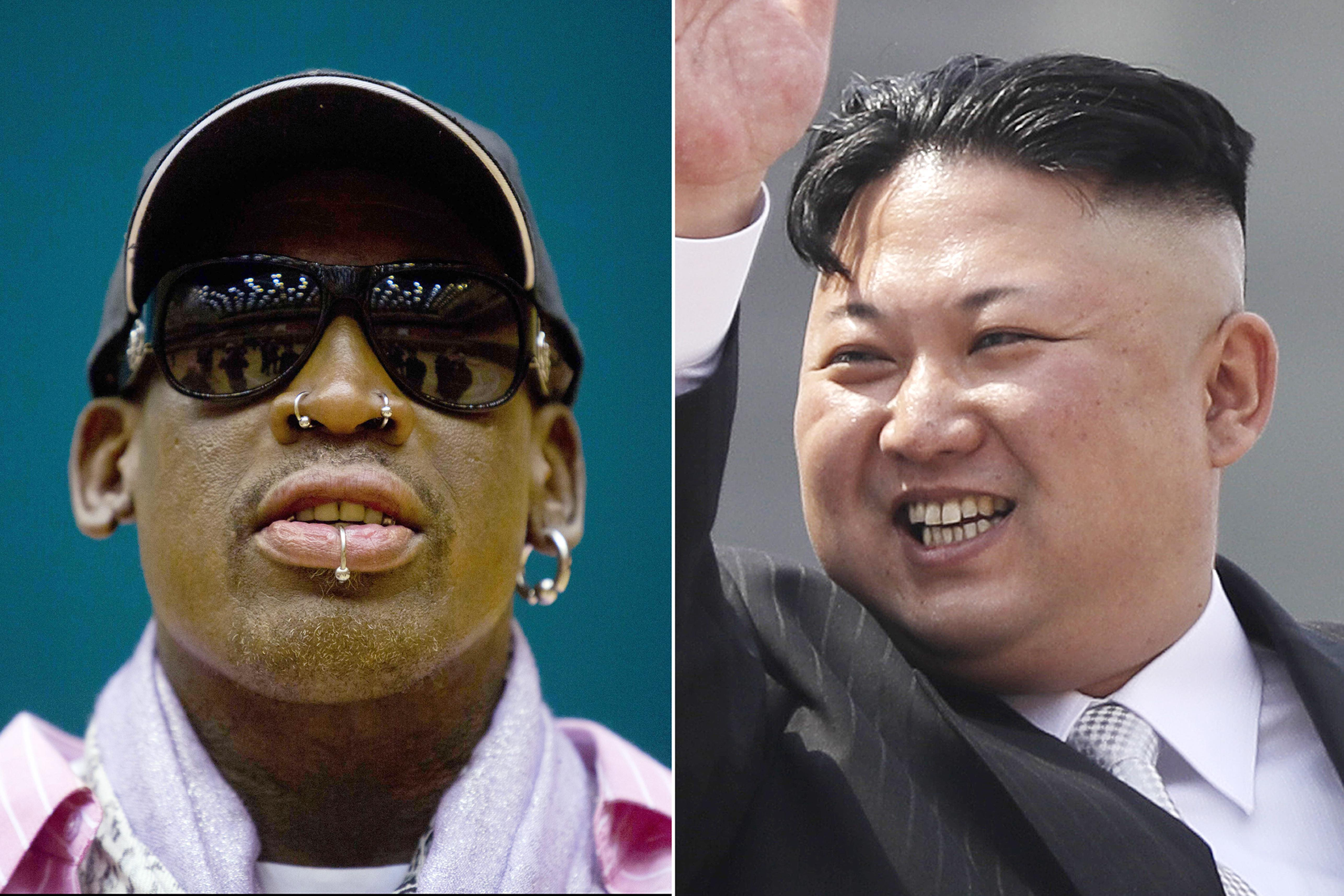Dennis Rodman: 'Kim Jong-un will be in America in 18 to 24 months, I guarantee you'
