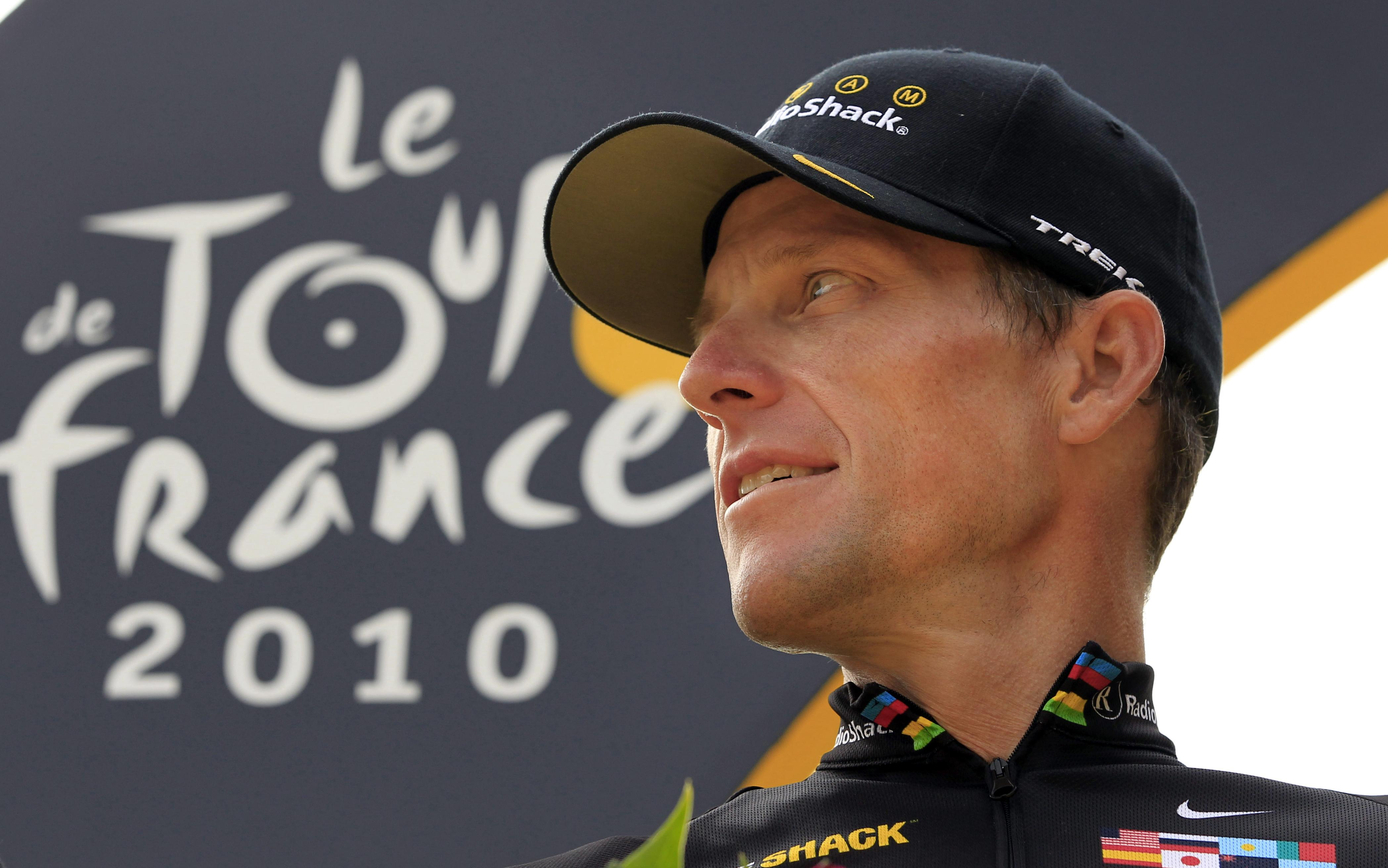 Lance Armstrong: 'I wouldn't change a thing' about doping scandal