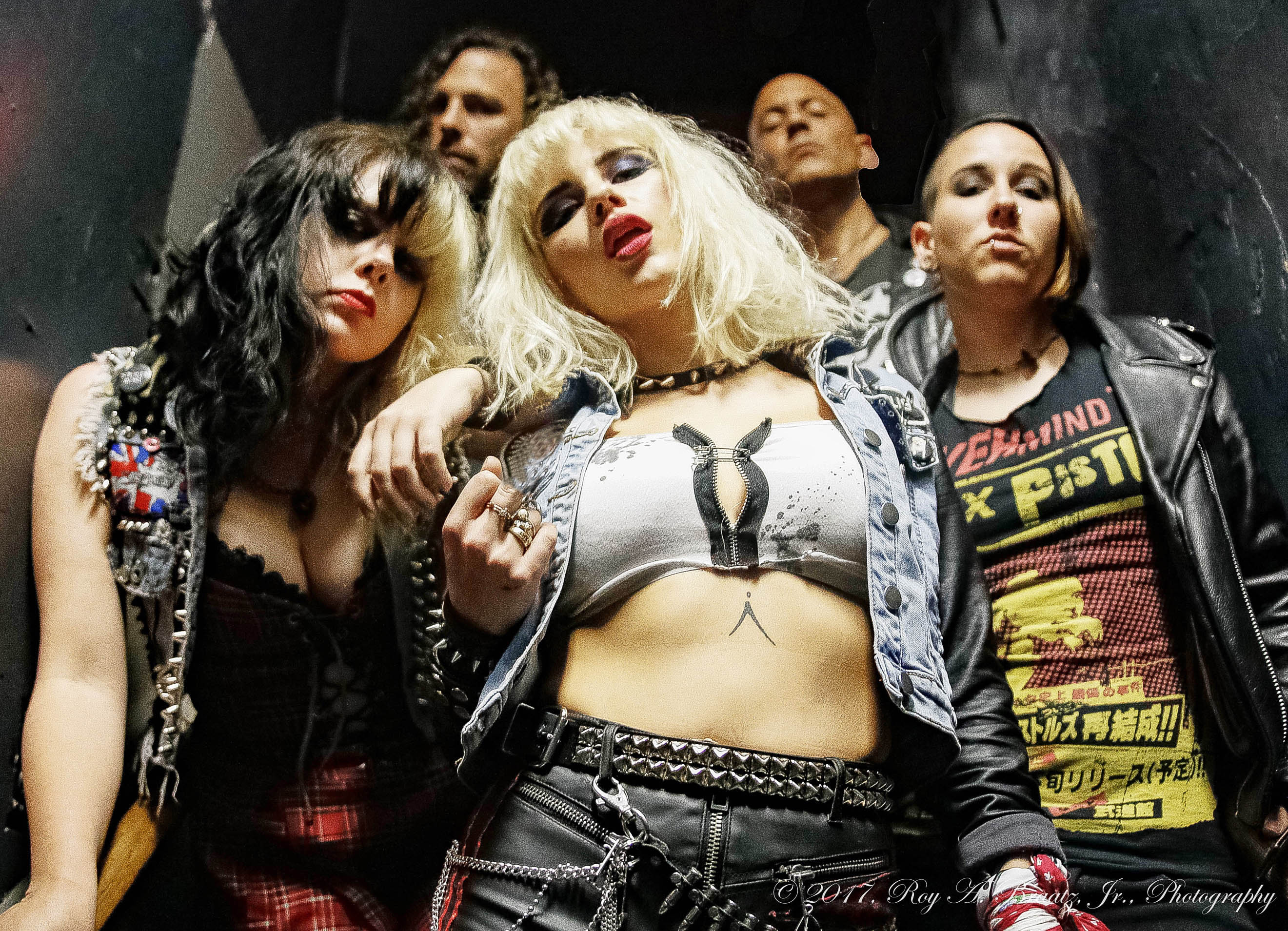 Barb Wire Dolls guitarist Pyn Doll discusses turning down Iggy Pop ...