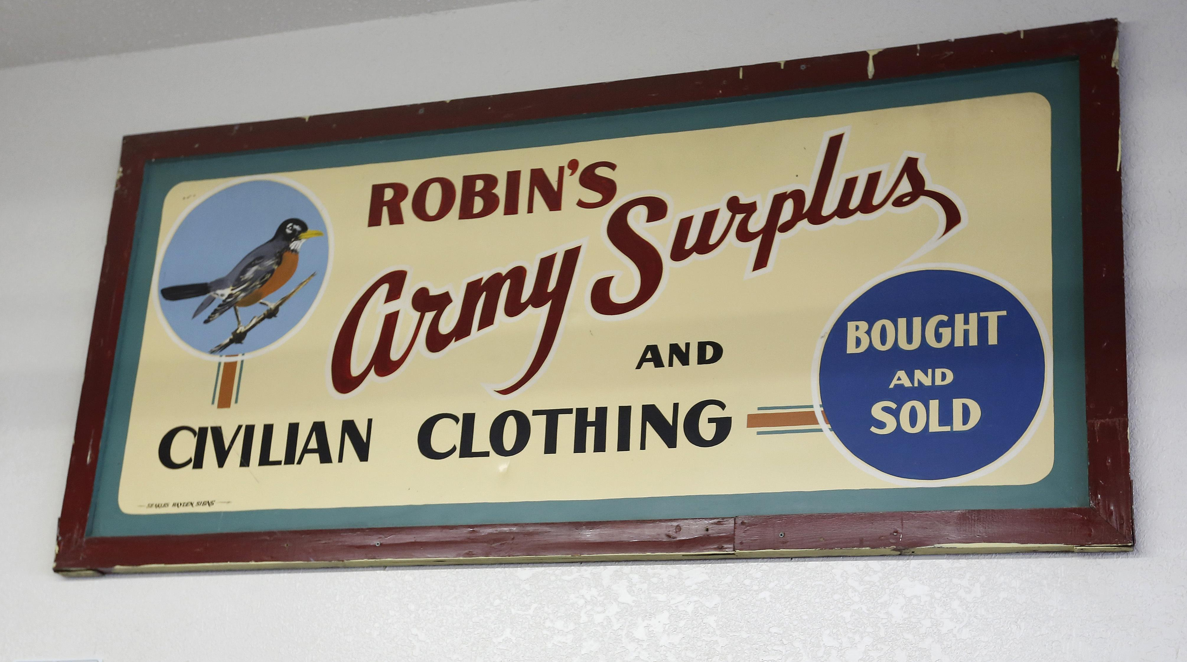 Iowa military surplus store to close after 104 years - Washington Times