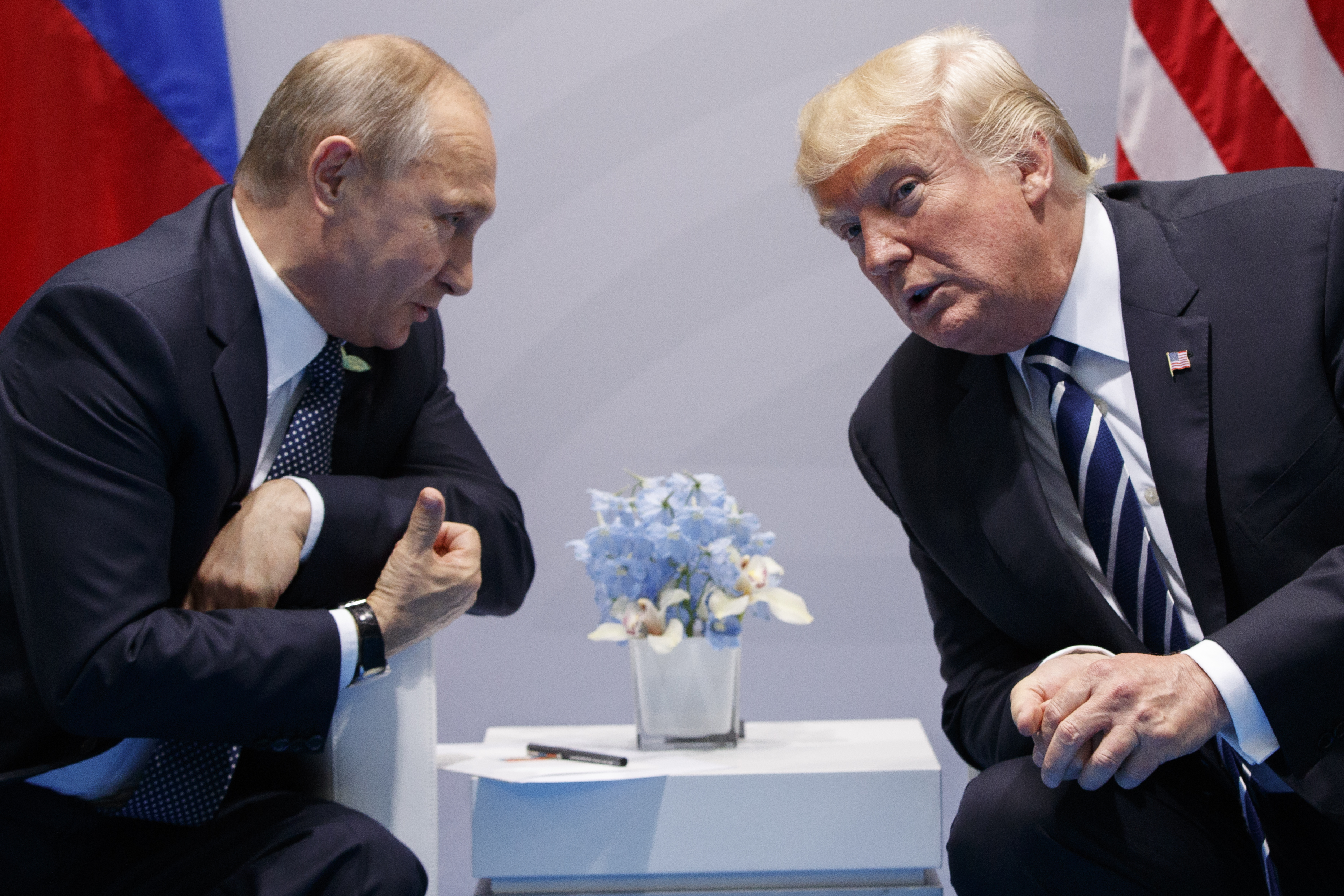 White House slams second Trump, Putin meeting reports in media ...