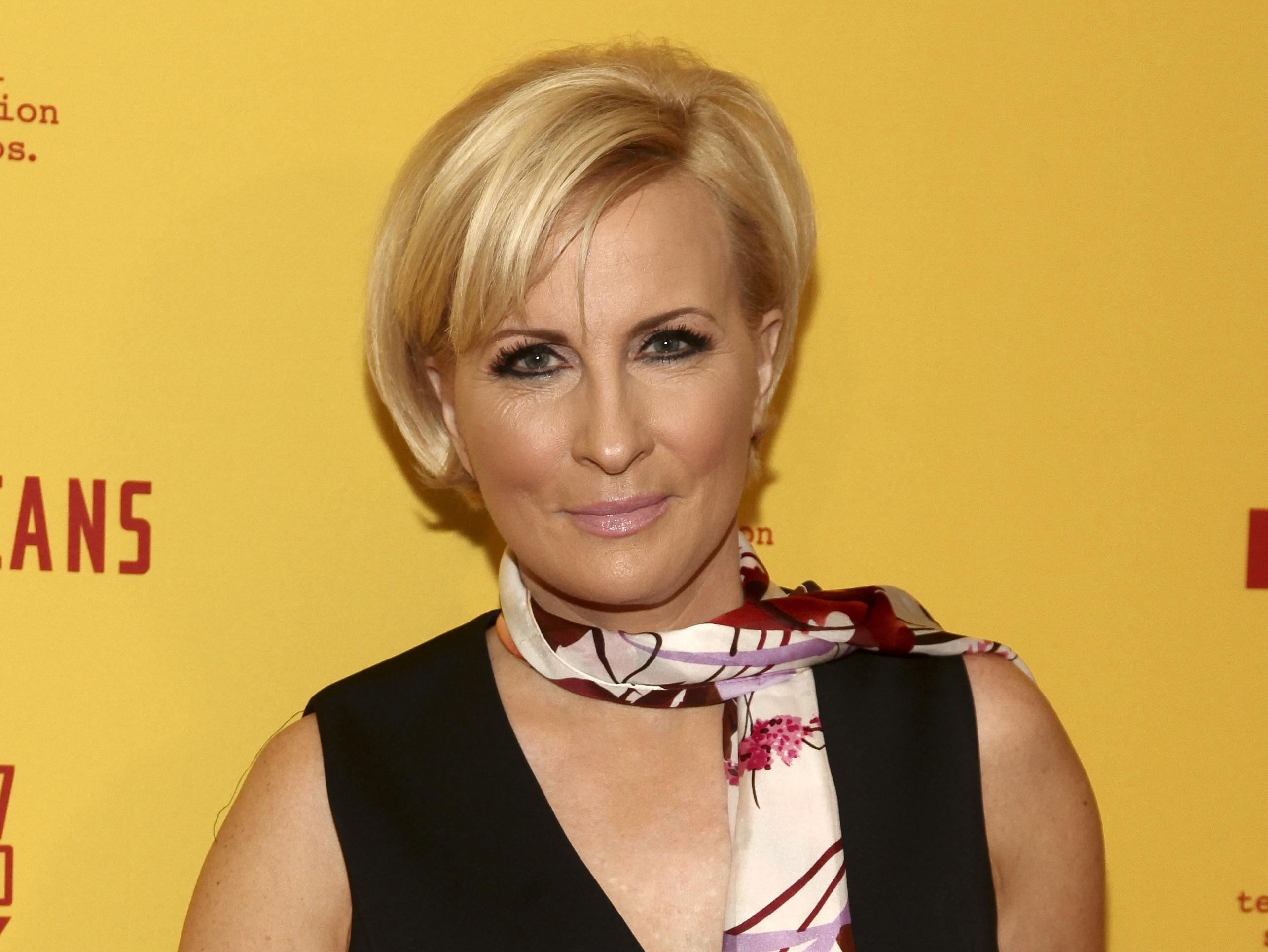 Mika Brzezinski: My father on his deathbed 'would cringe' when he heard Trump's name