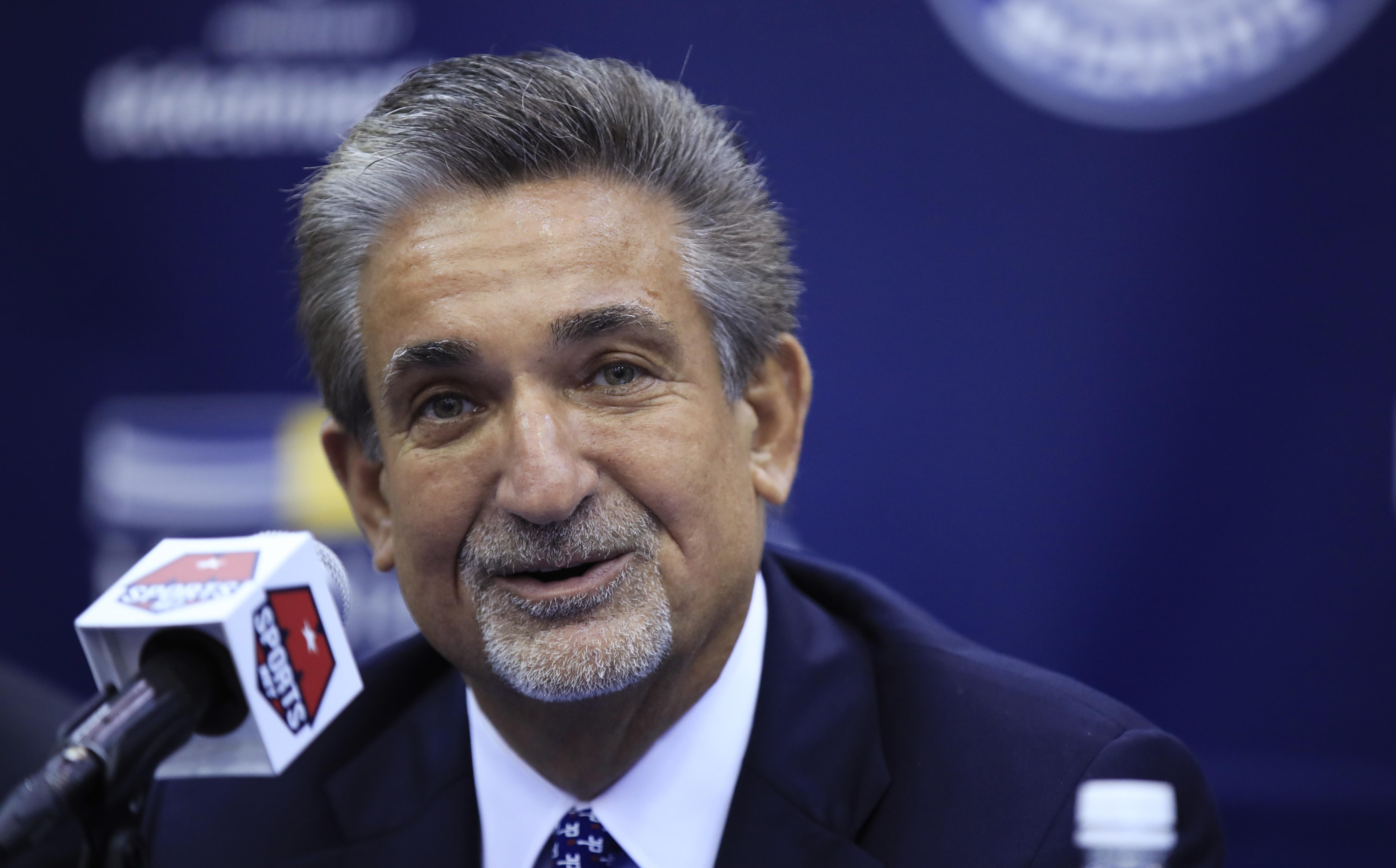 Ted Leonsis thinks Wizards can follow formula set by Capitals, Mystics