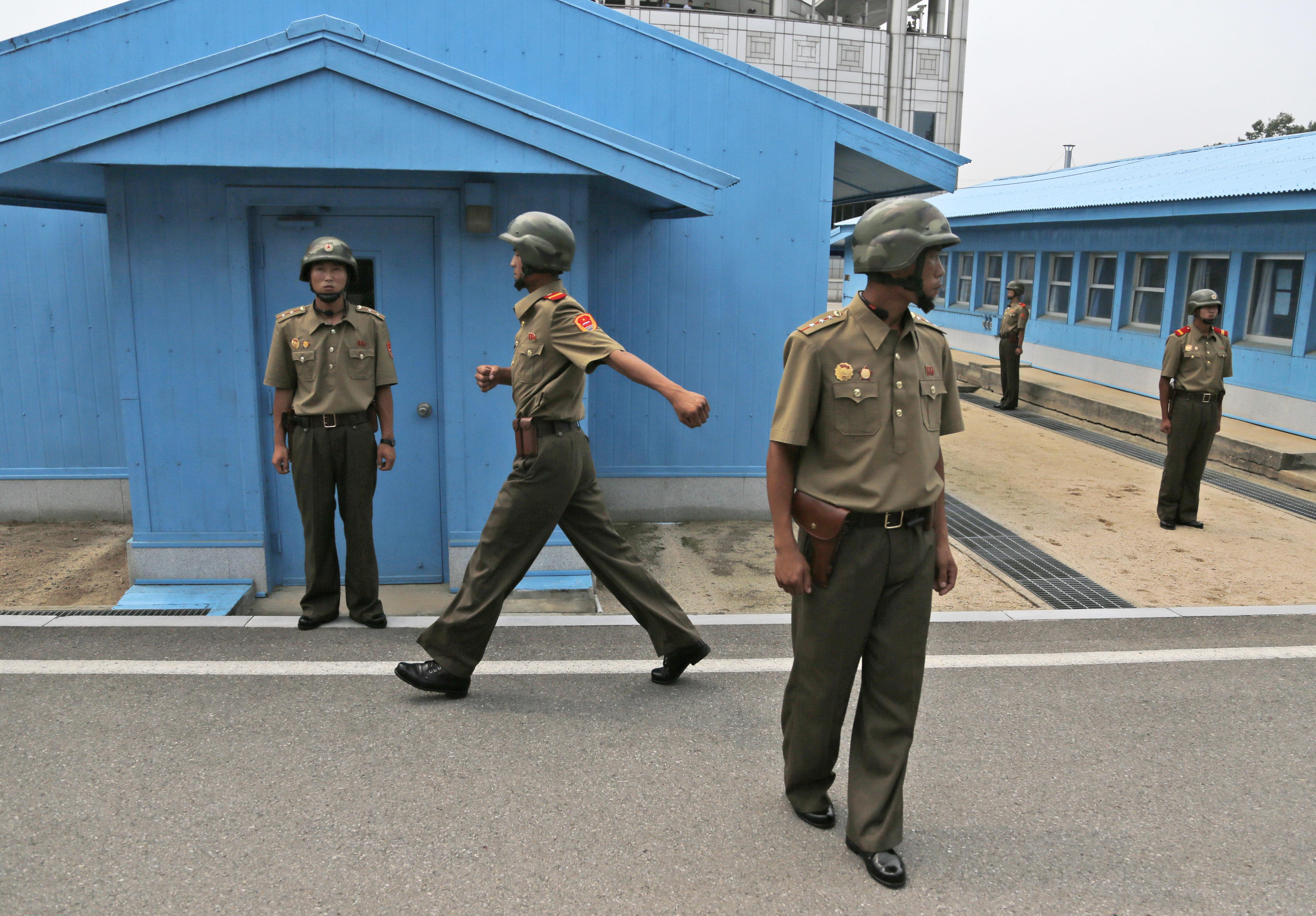 Donald Trump's Asia trip to skip Korean Demilitarized Zone